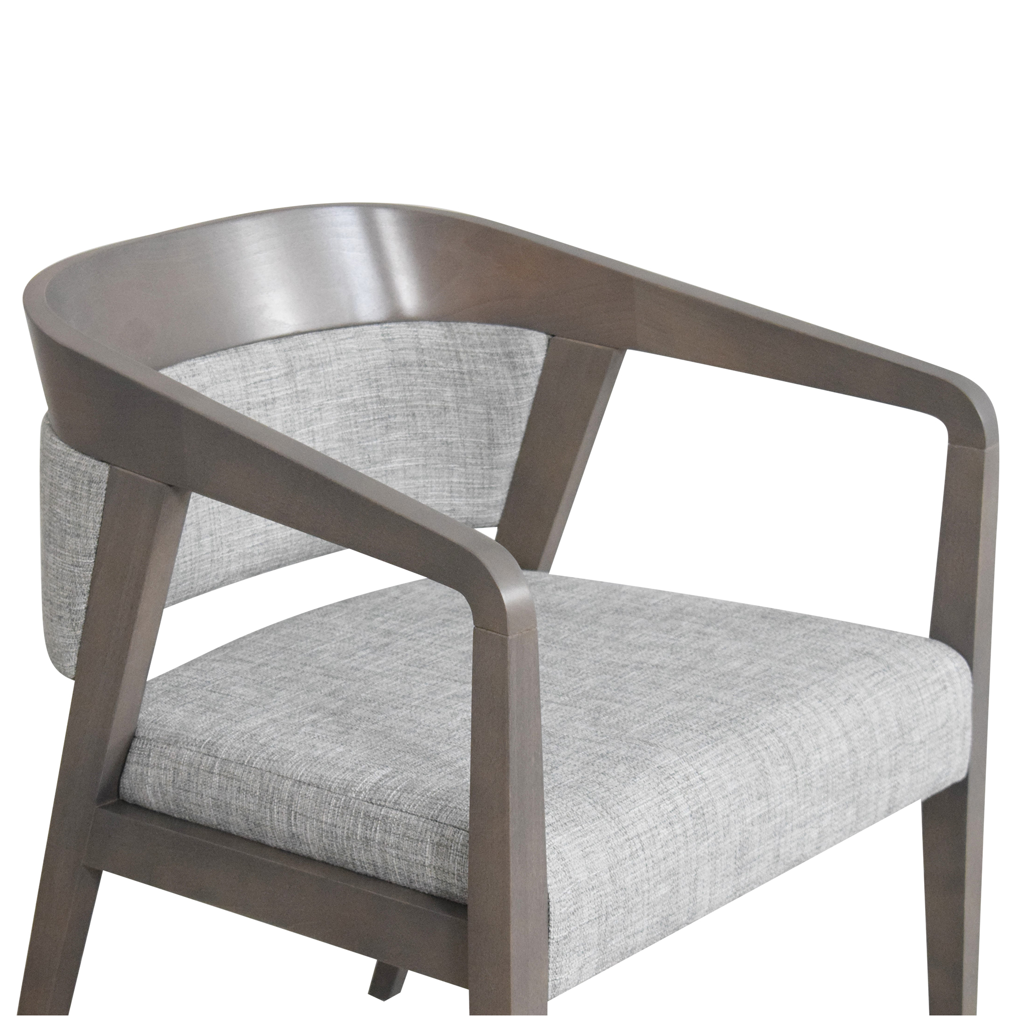Global Furniture Group Chap Upholstered Round Back Armchair / Accent Chairs