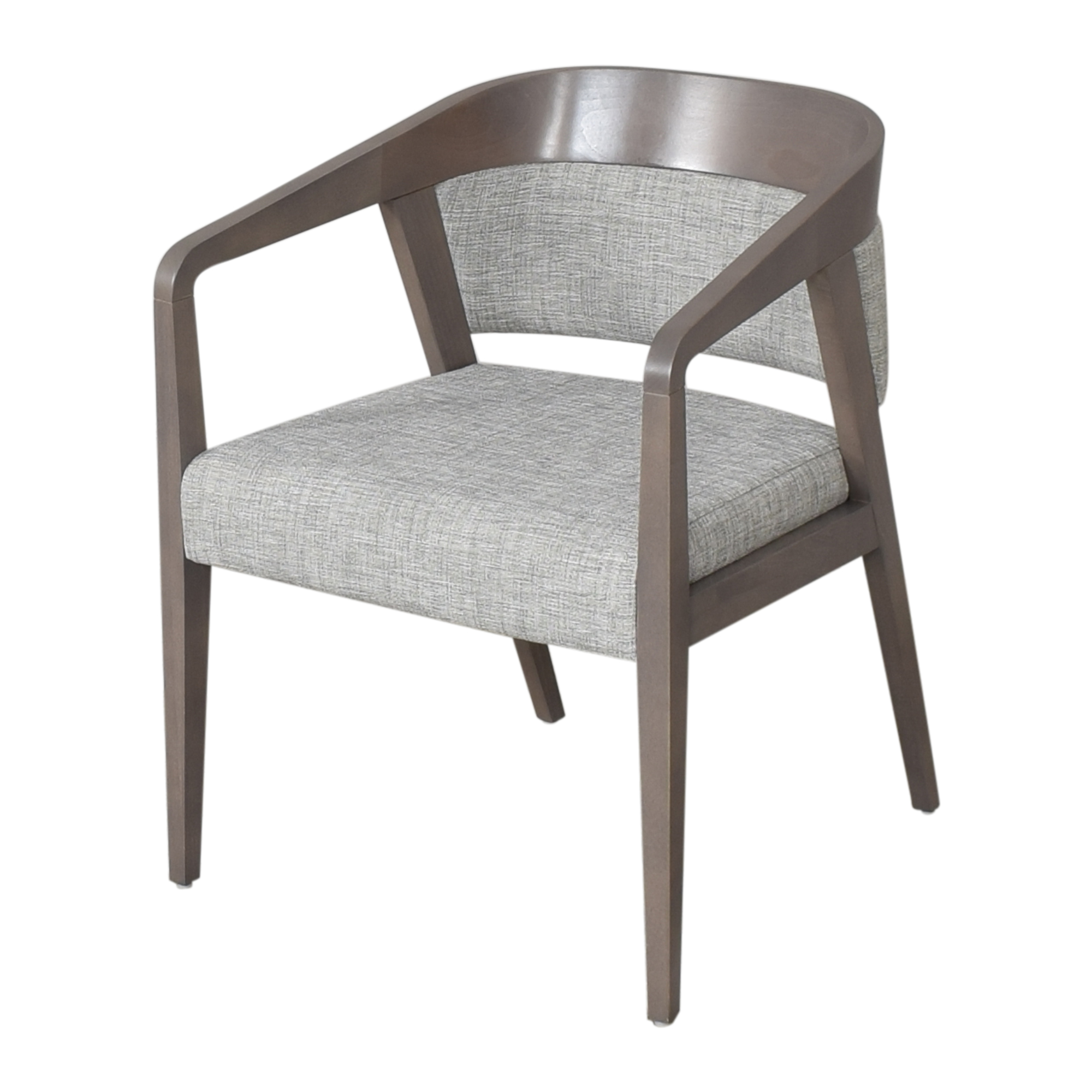 Global Furniture Group Global Furniture Group Chap Upholstered Round Back Armchair coupon