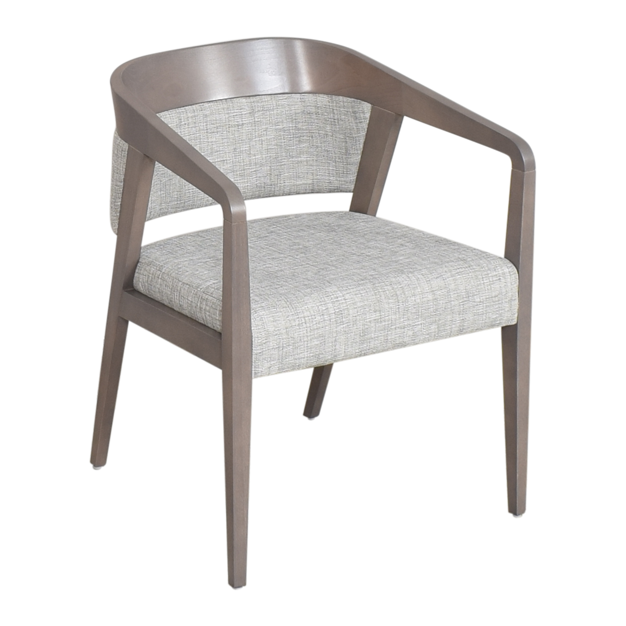 Global Furniture Group Global Furniture Group Chap Upholstered Round Back Armchair dimensions