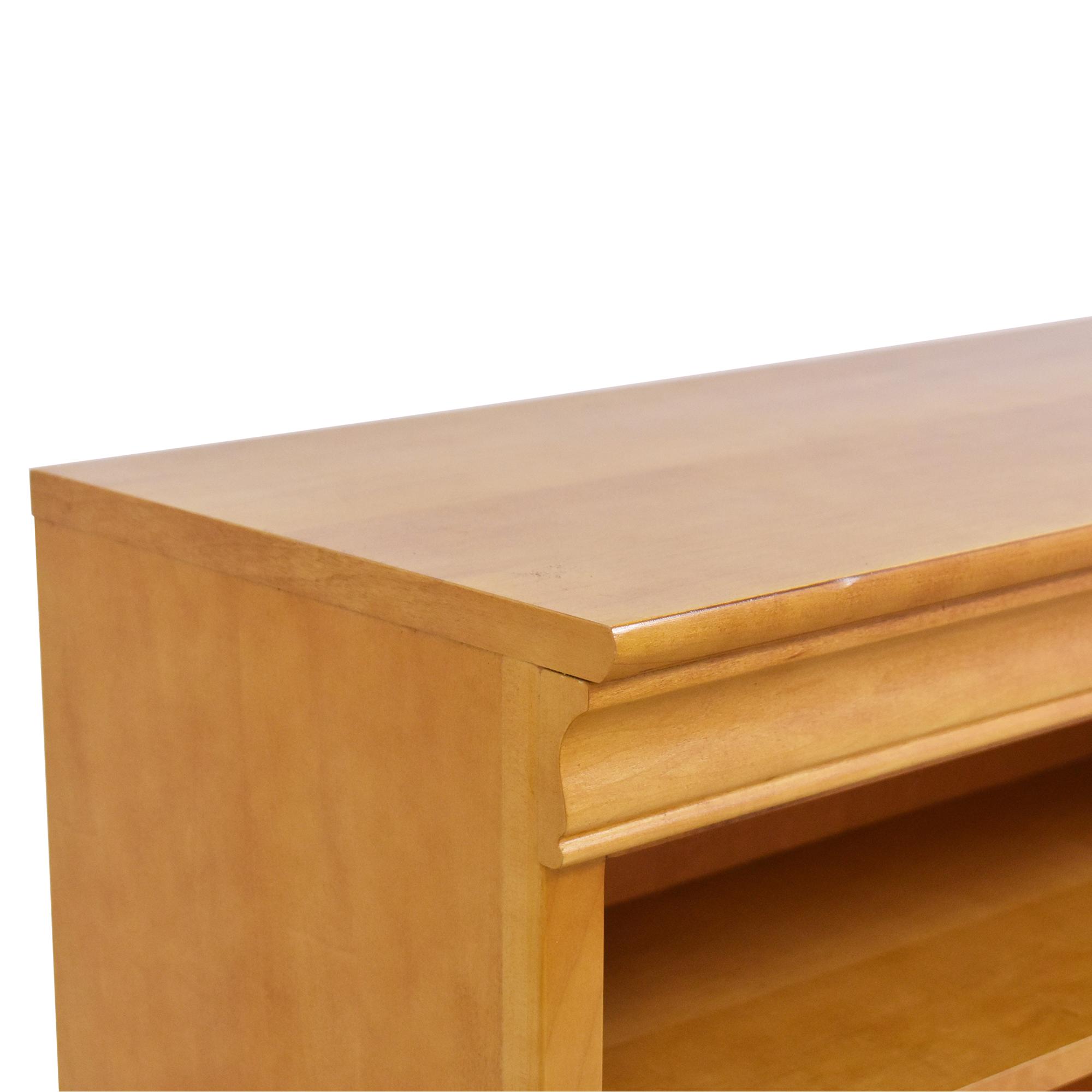 Stanley Furniture Stanley Furniture Four Shelf Bookcase ma