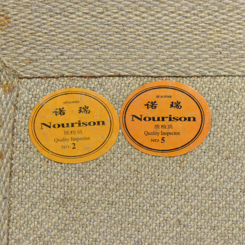 Nourison Nourison Patterned Runner Rug Decor