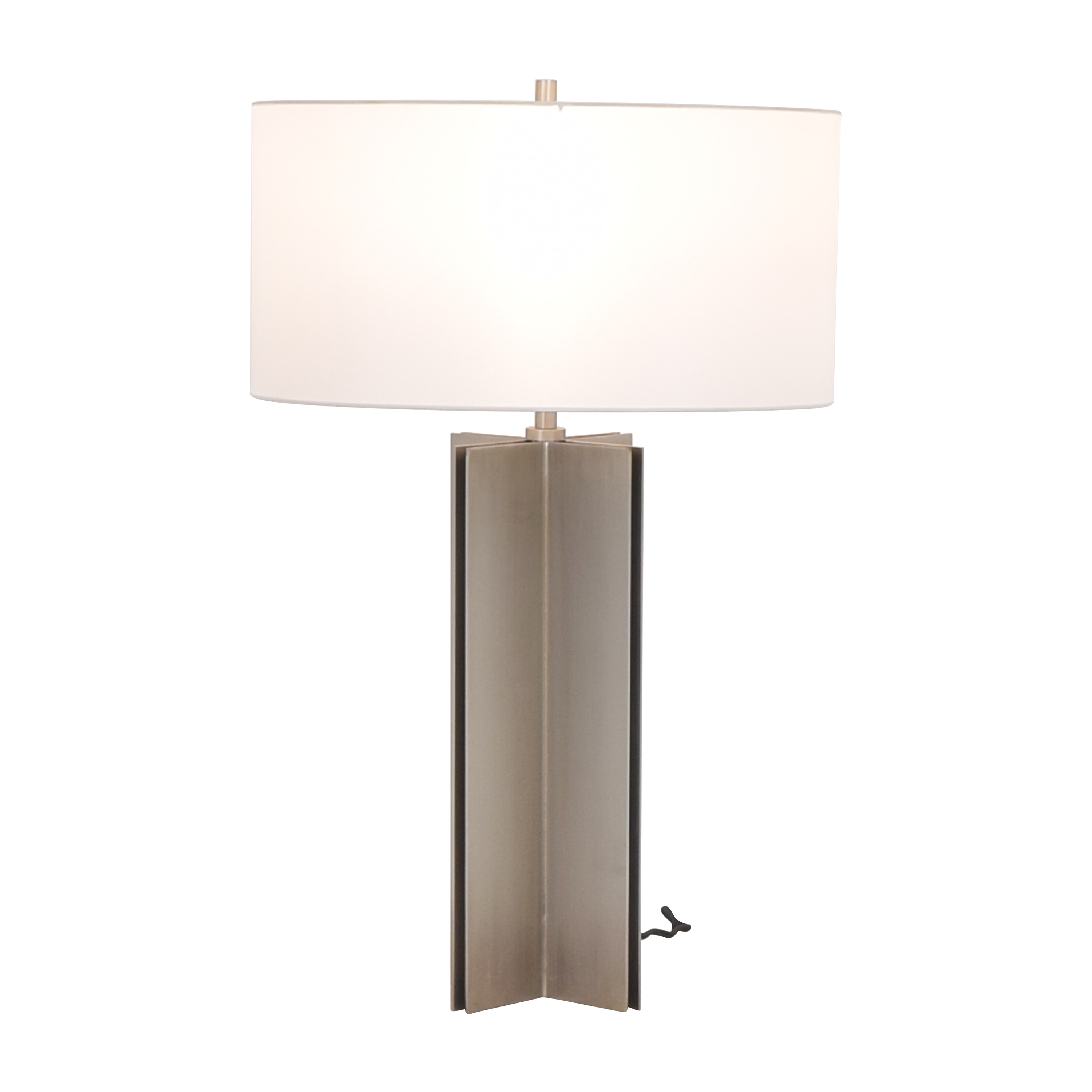 Restoration Hardware Bryson Table Lamp / Lamps