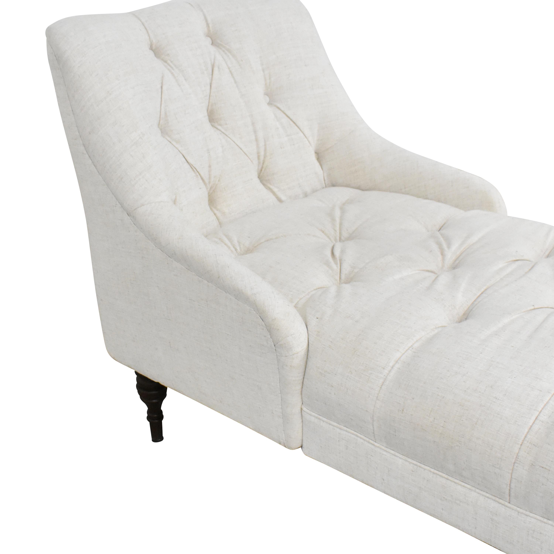 Wayfair Wayfair Tufted Chaise Lounge ma