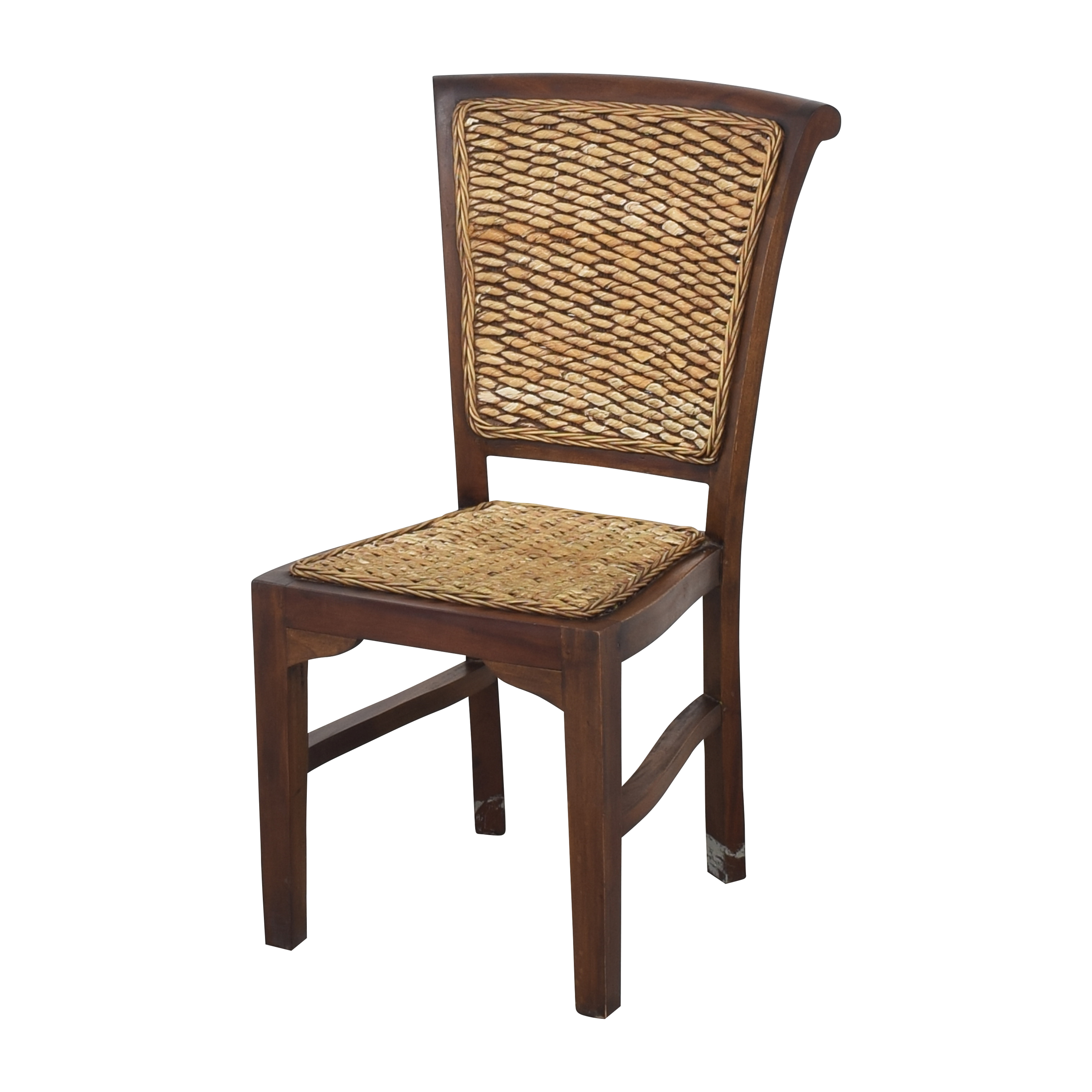 ABC Carpet & Home Woven Dining Chairs / Chairs