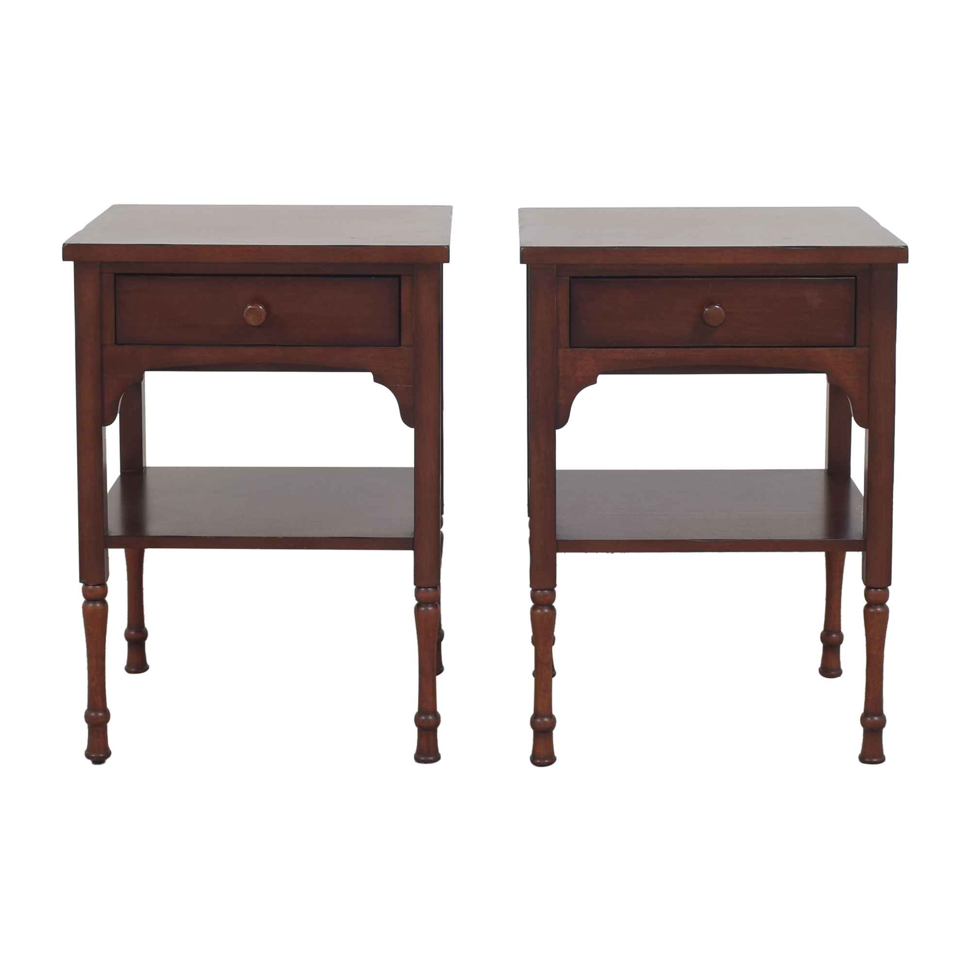 Pottery Barn Pottery Barn Single Drawer End Tables ma