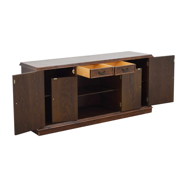 Four Door Sideboard Buffet / Cabinets & Sideboards