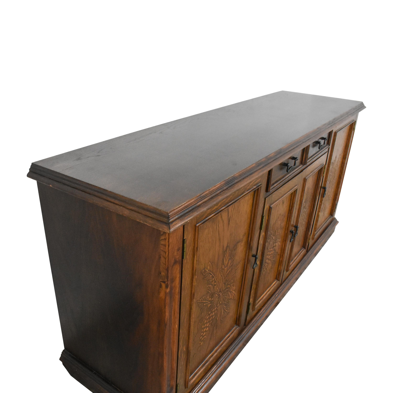 Four Door Sideboard Buffet / Storage
