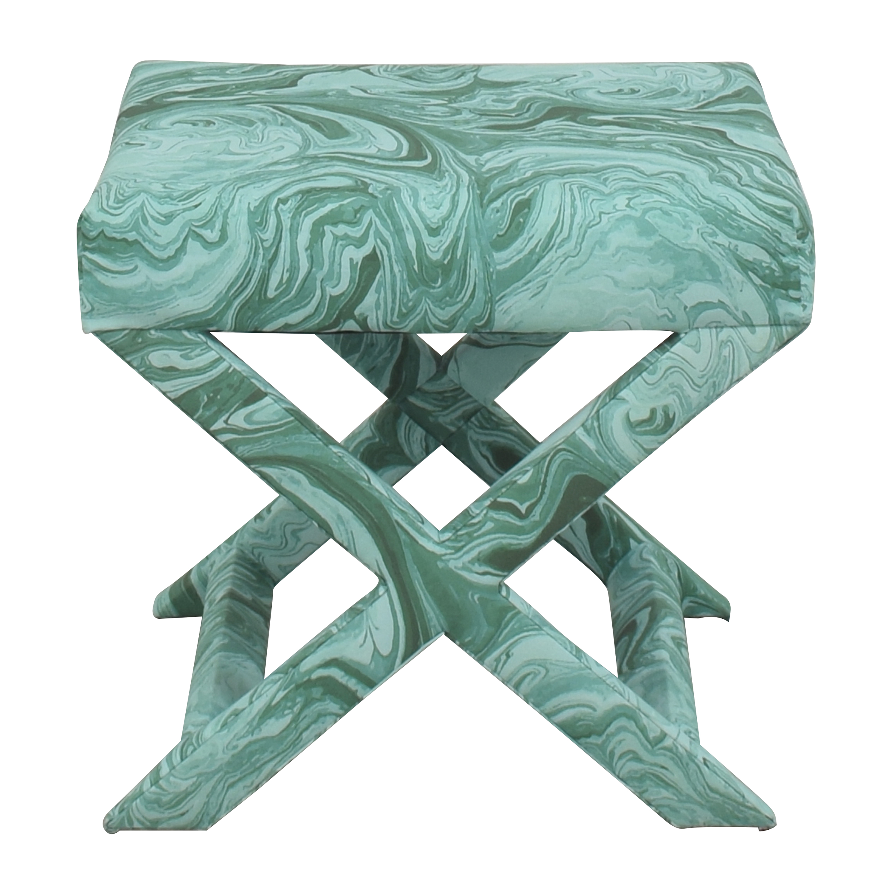 buy The Inside Malachite X Bench The Inside Chairs