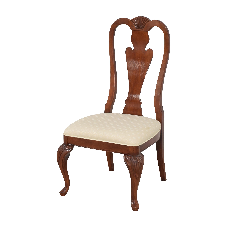 Hyundai Furniture Hyundai Furniture Queen Anne Dining Chairs for sale
