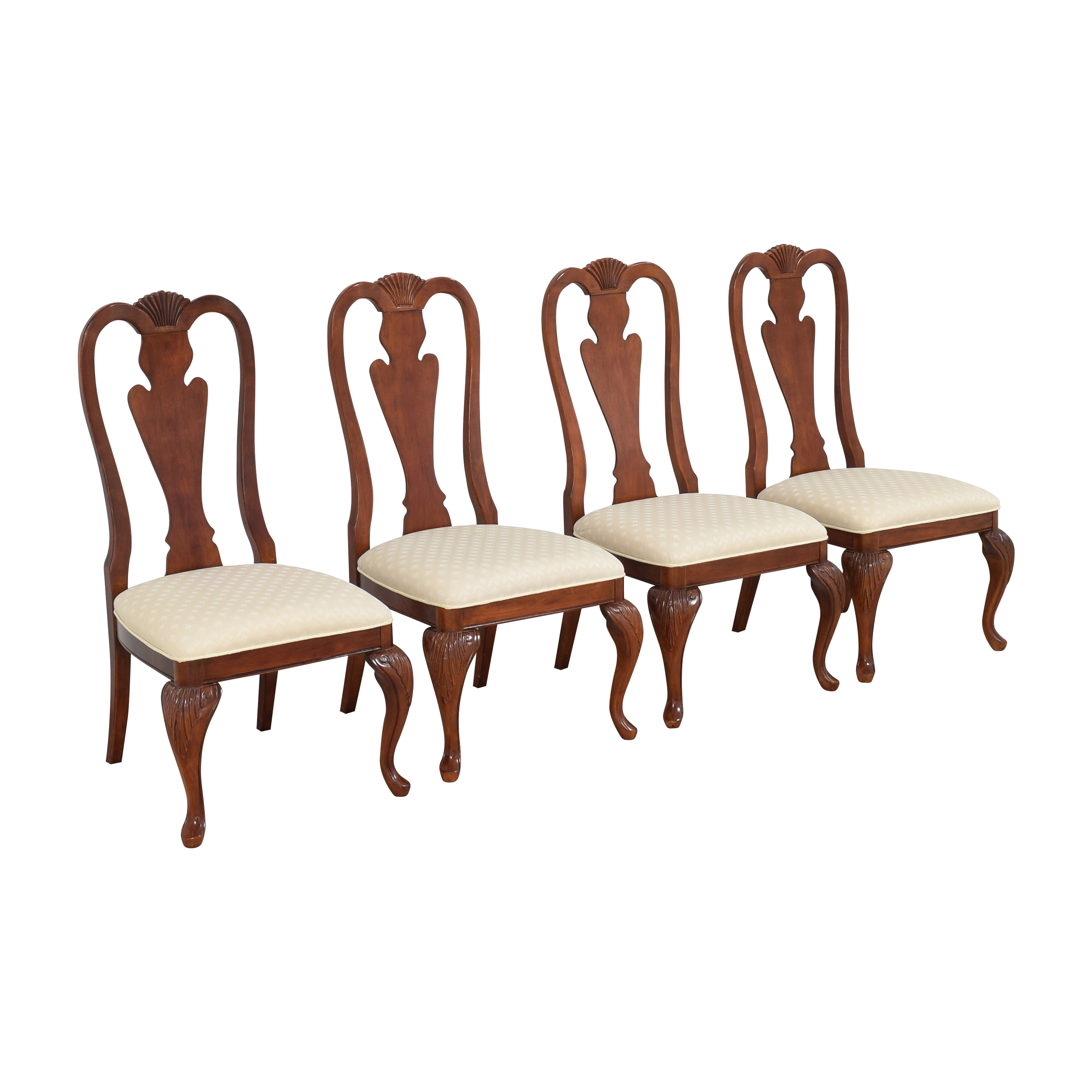 Hyundai Furniture Queen Anne Dining Chairs / Dining Chairs