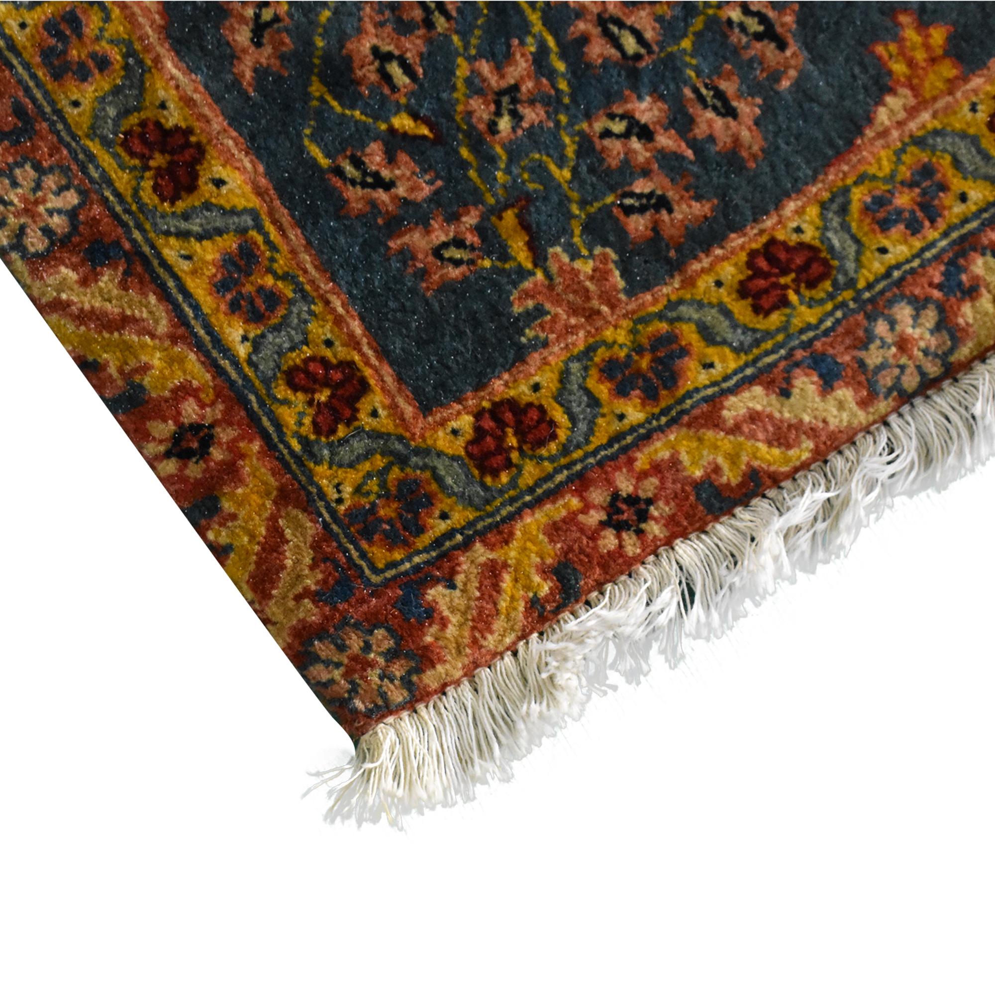 shop ABC Carpet & Home Ajmer Patterned Rug ABC Carpet & Home