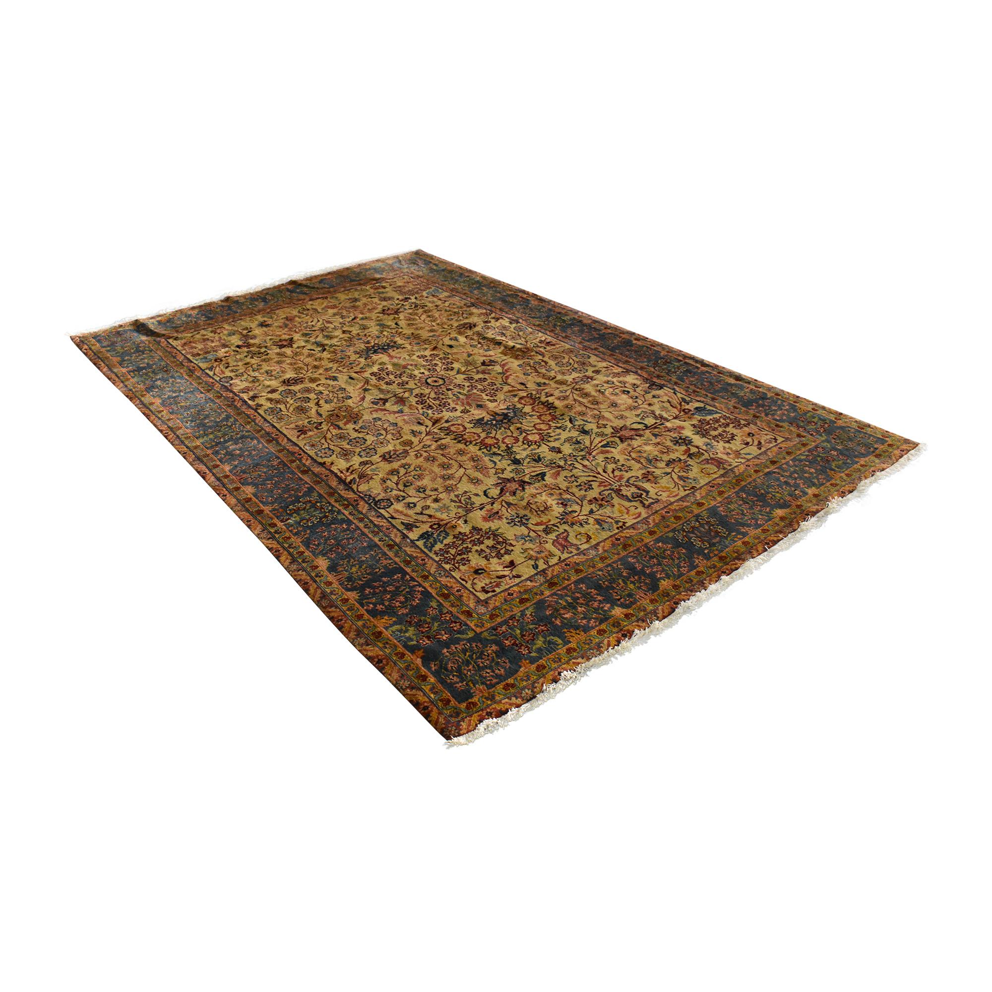 ABC Carpet & Home ABC Carpet & Home Ajmer Patterned Rug