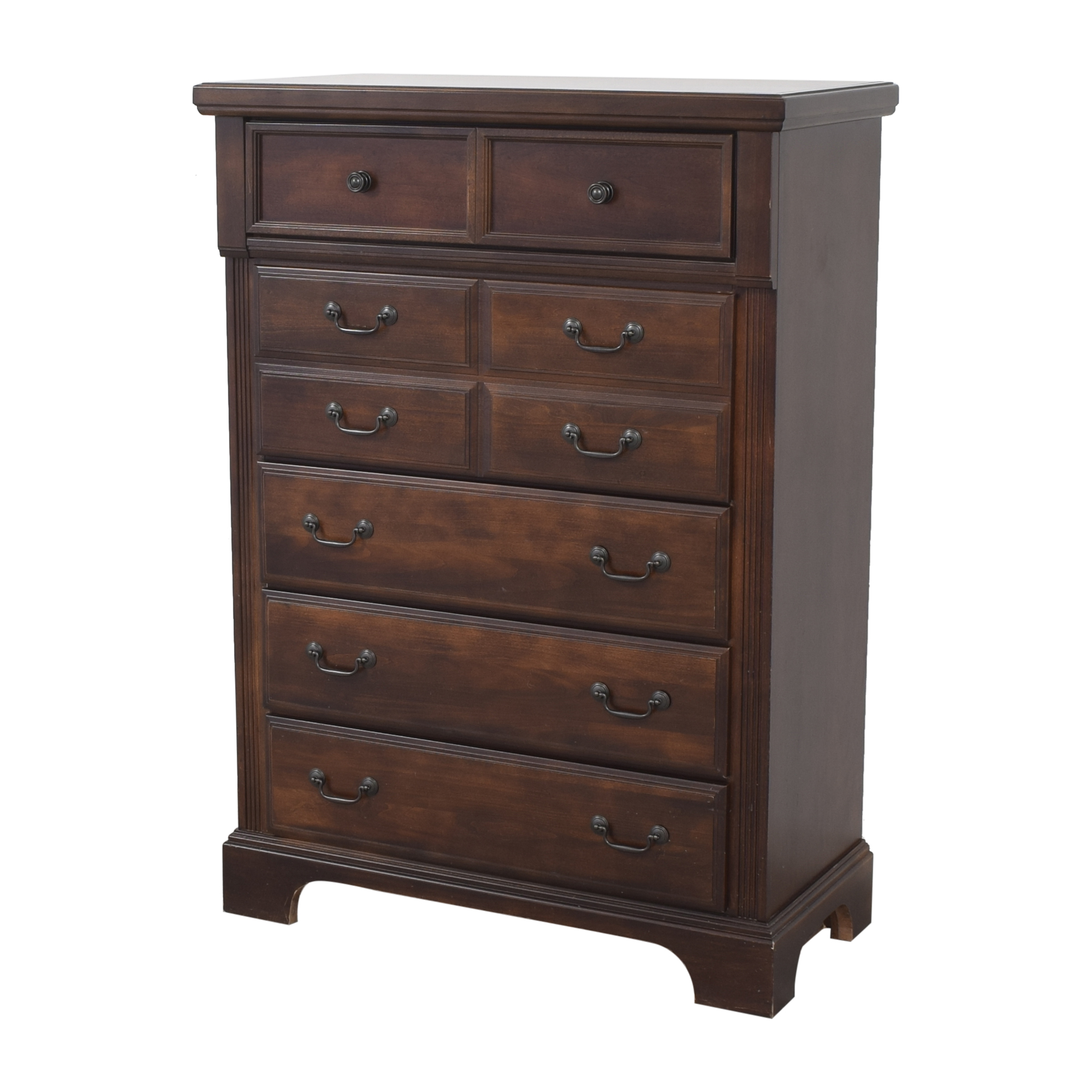 Vaughan-Bassett Vaughan-Bassett Five Drawer Tall Chest nyc
