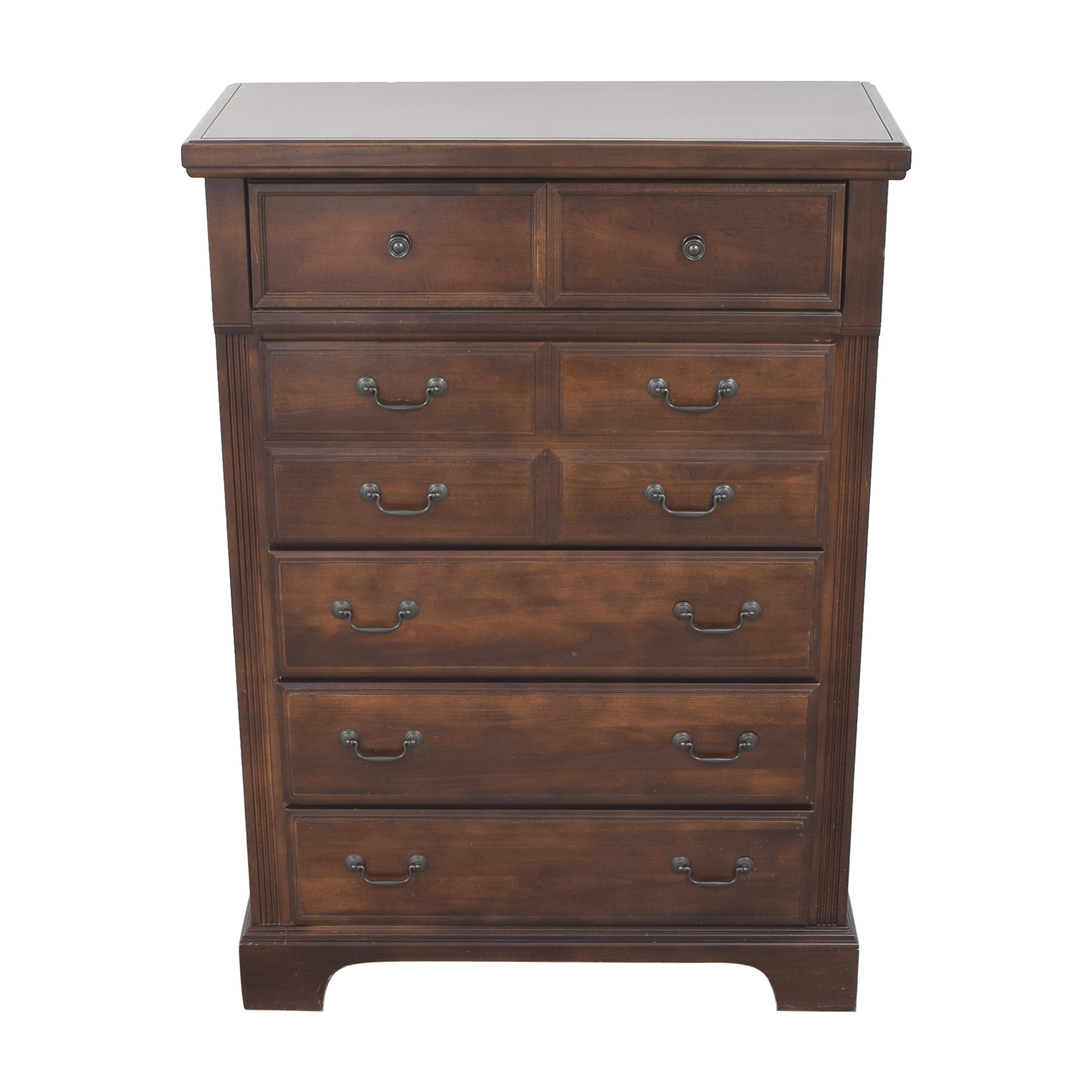 Vaughan-Bassett Vaughan-Bassett Five Drawer Tall Chest discount