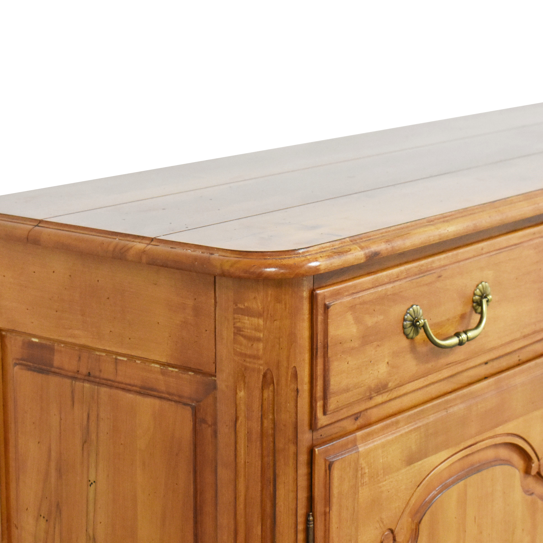 buy Ethan Allen Legacy Sideboard Ethan Allen Cabinets & Sideboards