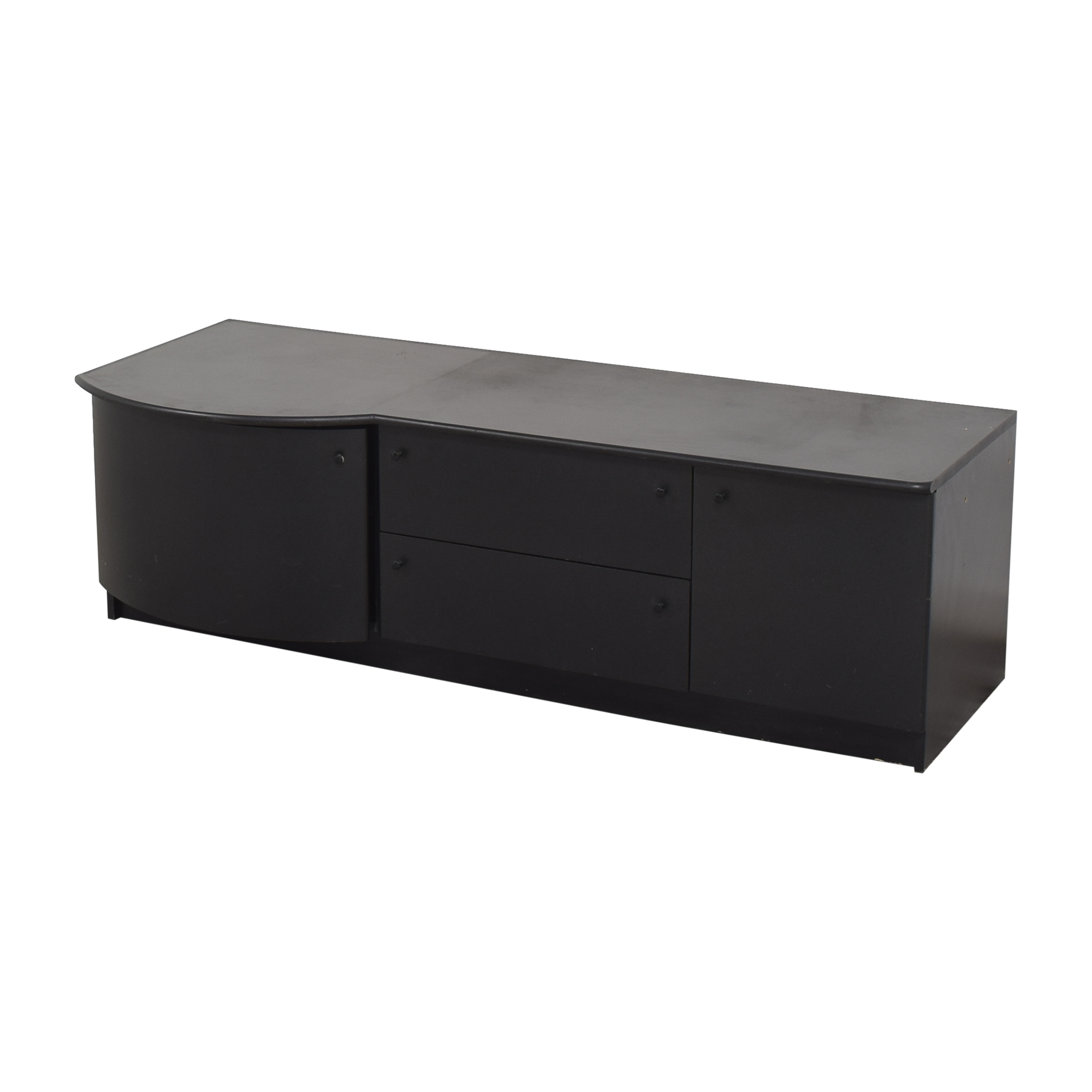 buy Leadra Design Two Drawer Media Cabinet Leadra Design