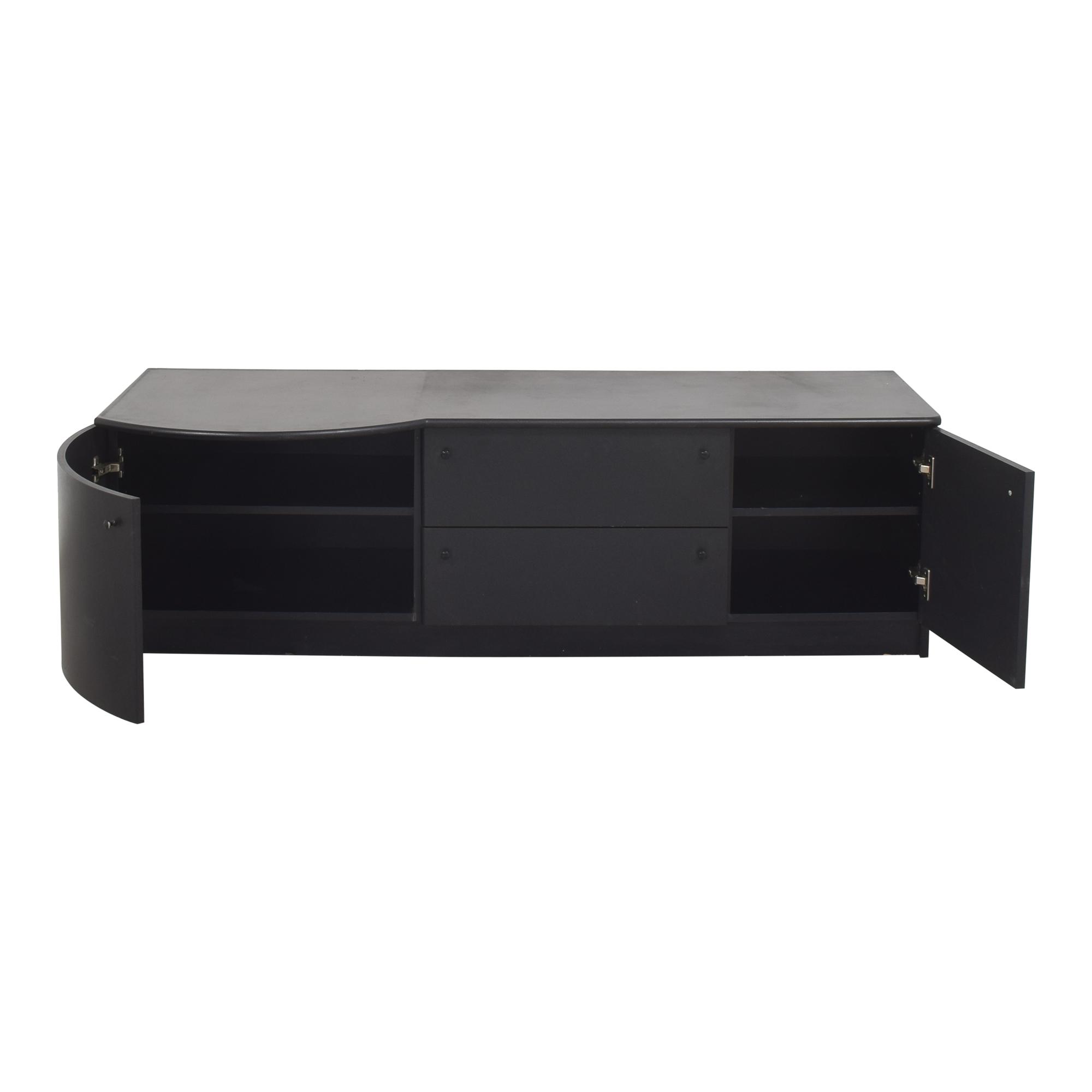 Leadra Design Leadra Design Two Drawer Media Cabinet price