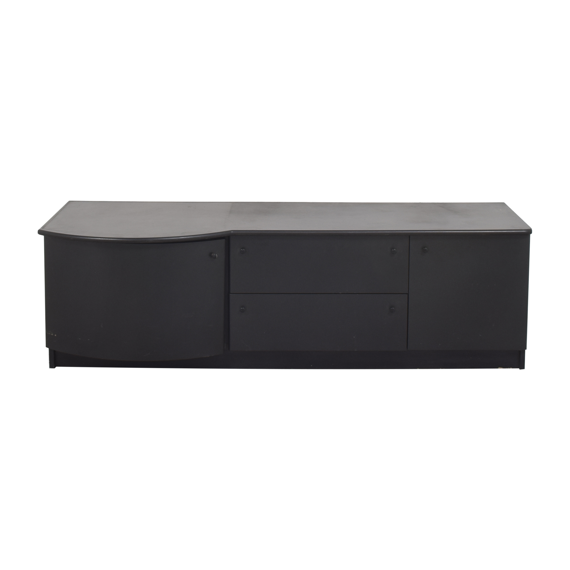 shop Leadra Design Two Drawer Media Cabinet Leadra Design
