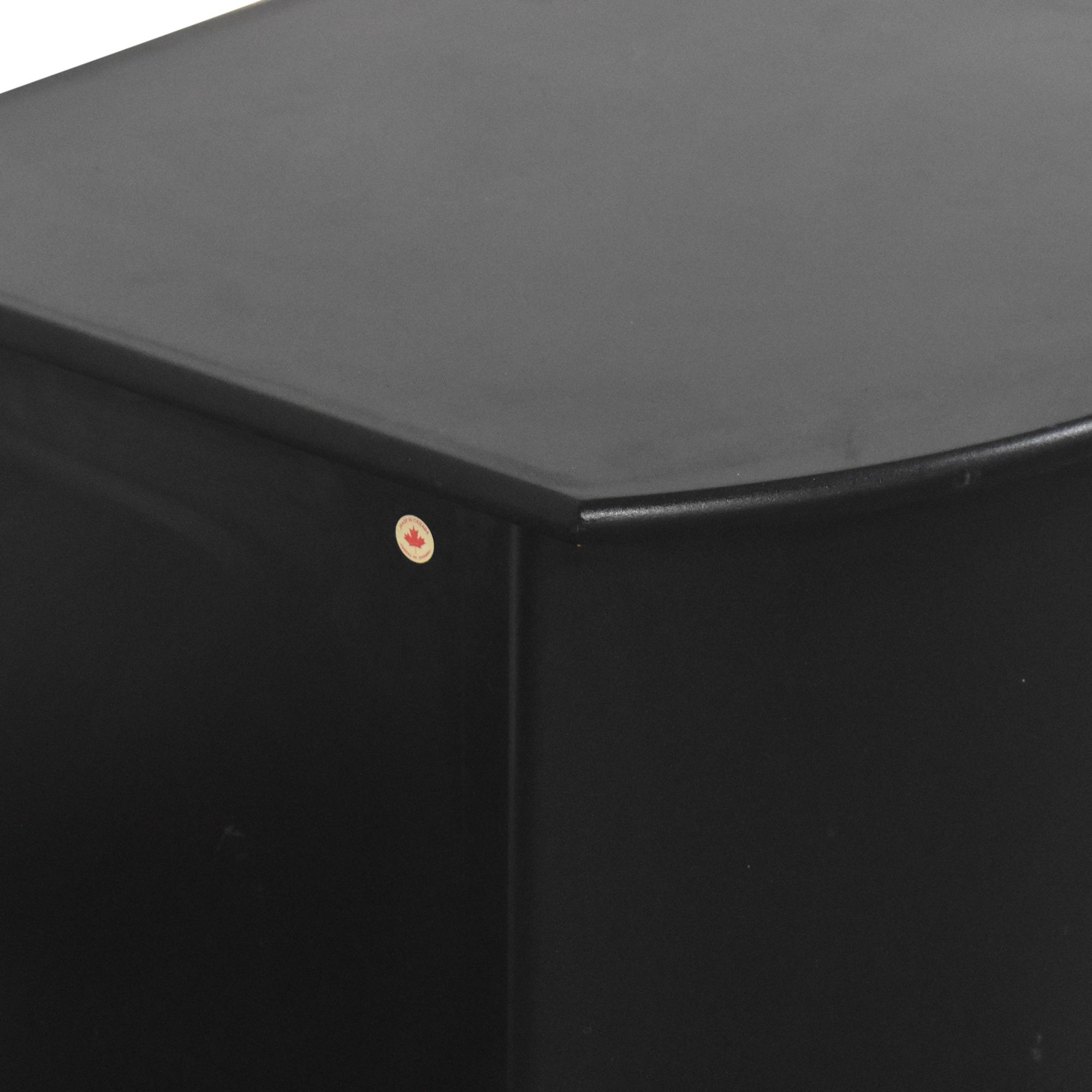 Leadra Design Leadra Design Two Drawer Media Cabinet Media Units