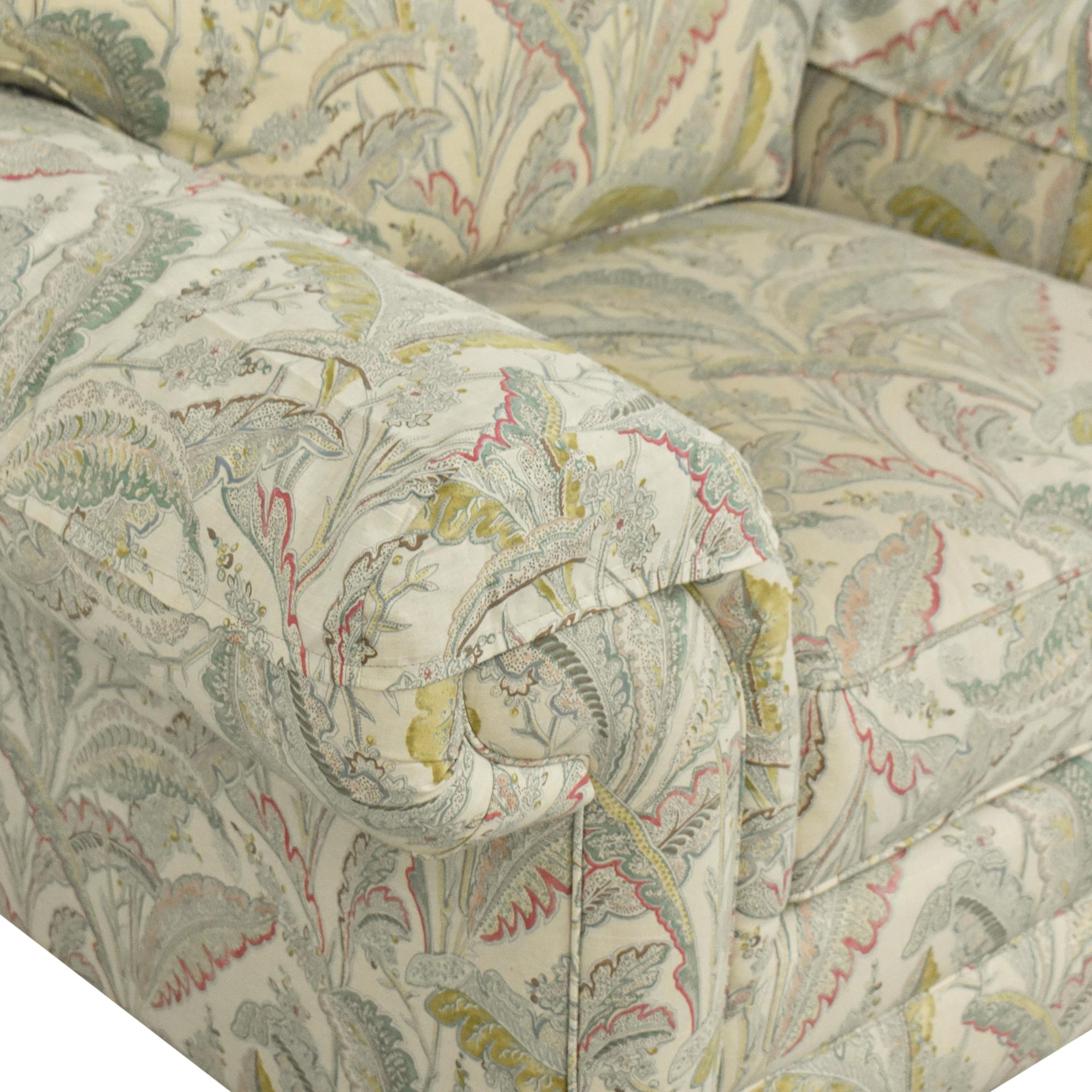 buy Bassett Furniture Bassett Furniture Custom Upholstered Arm Chair online