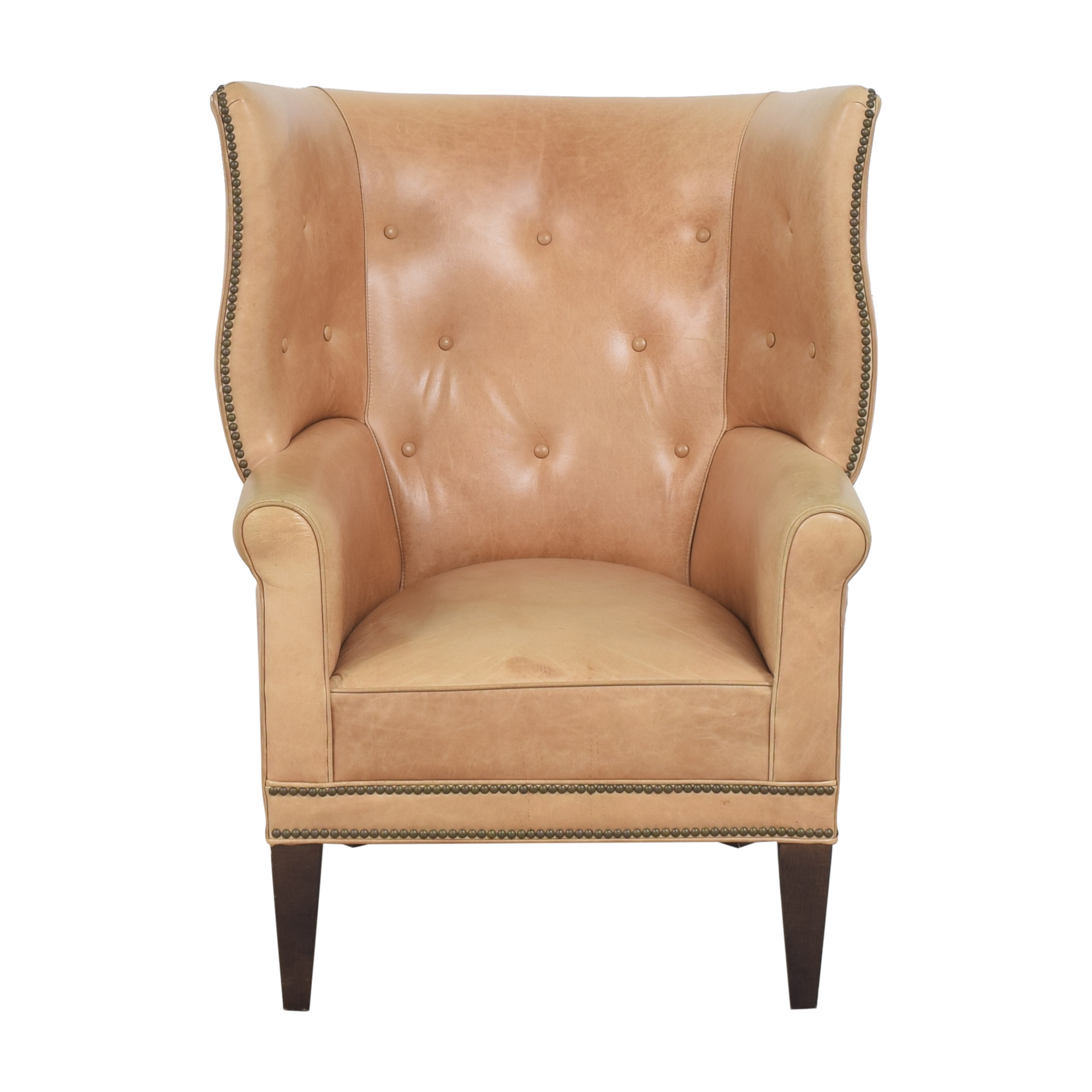 Mitchell Gold + Bob Williams Mitchell Gold + Bob Williams Wing Back Accent Chair on sale