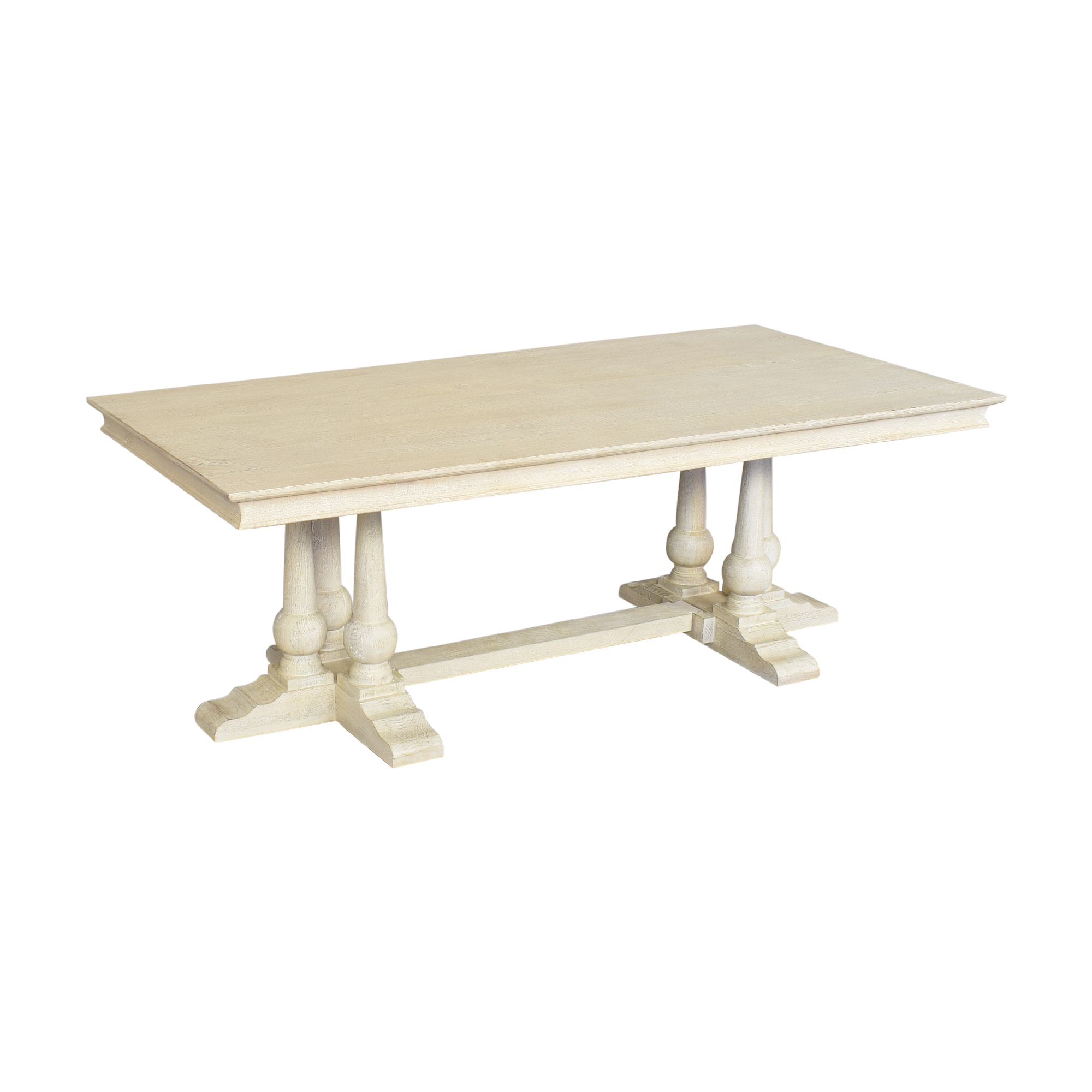 buy Kosas Home Beverly Ten Seater Dining Table Kosas Home Dinner Tables