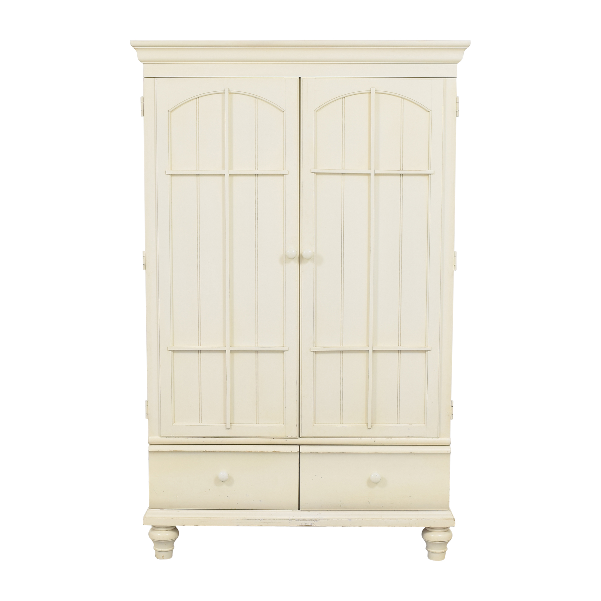Thomasville Thomasville Impressions Cottage Style Media Armoire ct