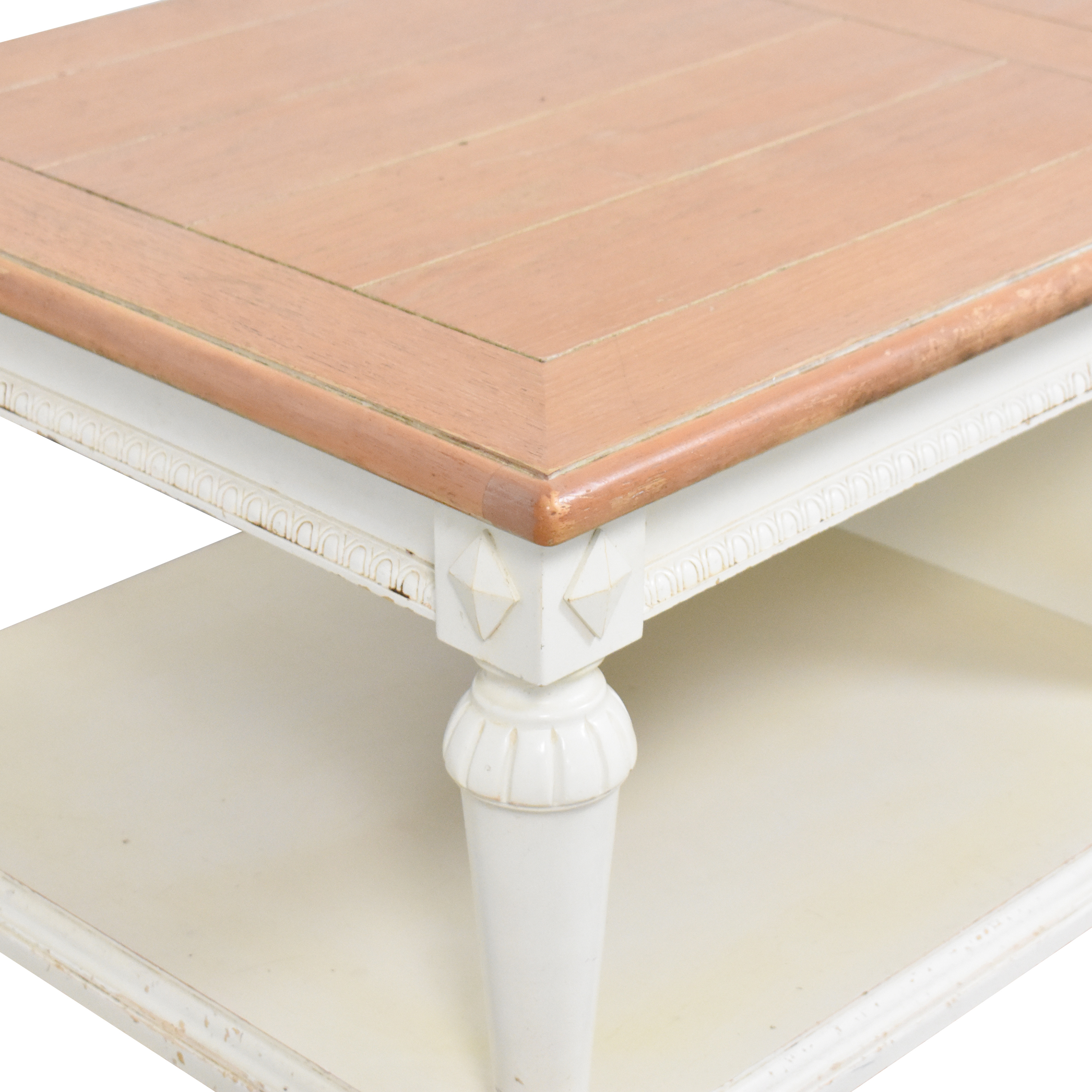 shop Thomasville Summer Cottage Collection Coffee Table Thomasville Tables