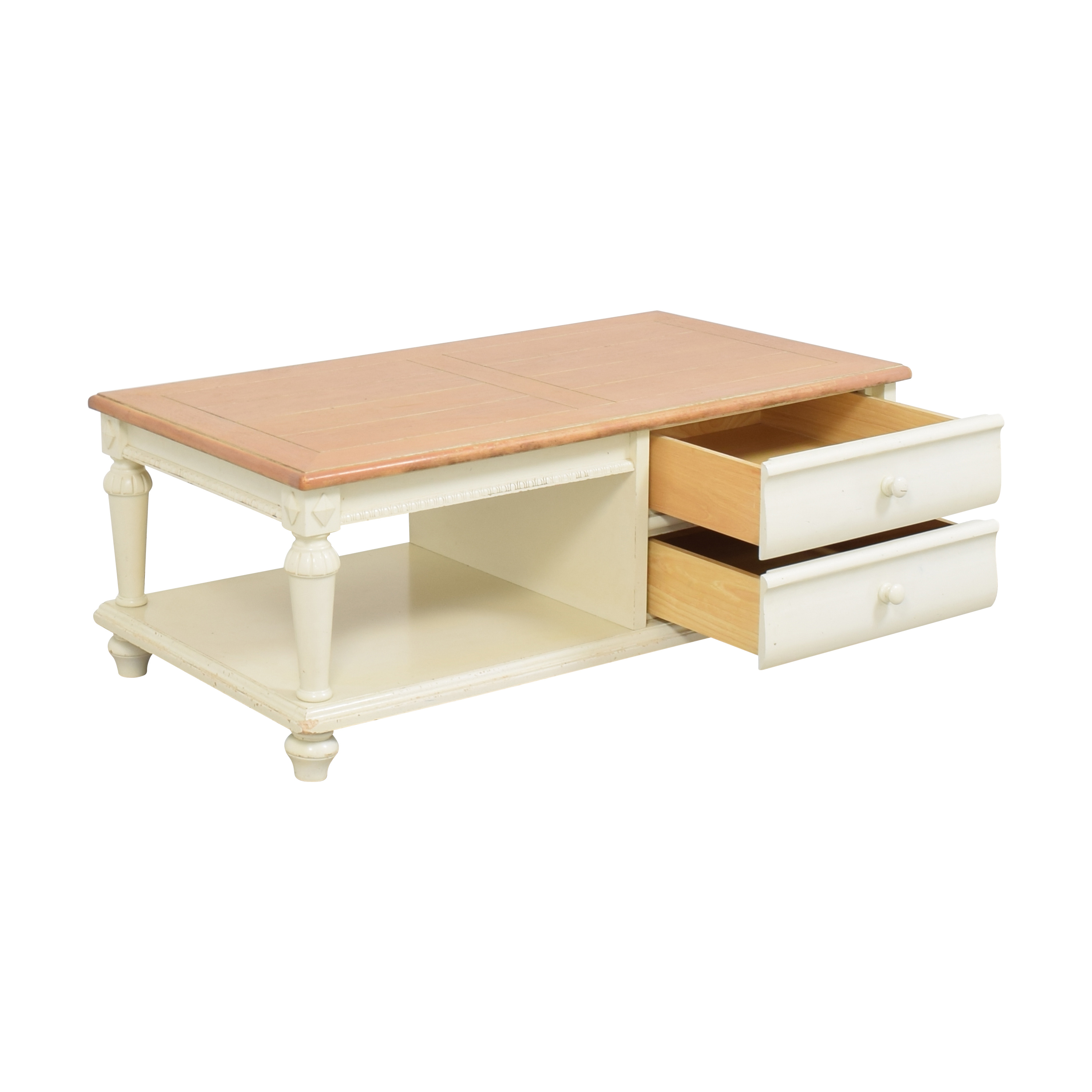 Thomasville Thomasville Summer Cottage Collection Coffee Table pa