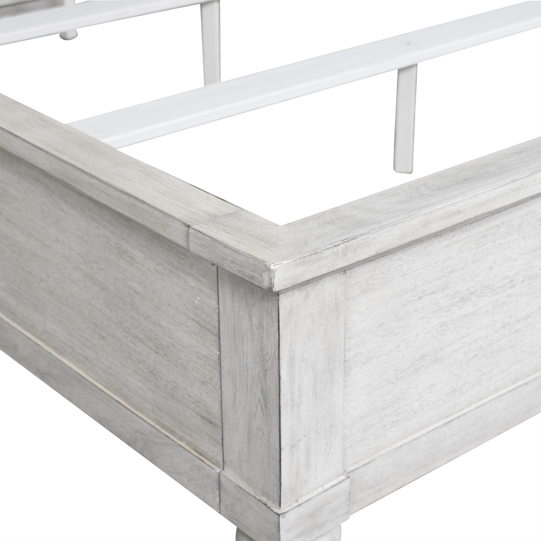 Lexington Furniture Lexington Sag Harbor Tufted King Bed dimensions