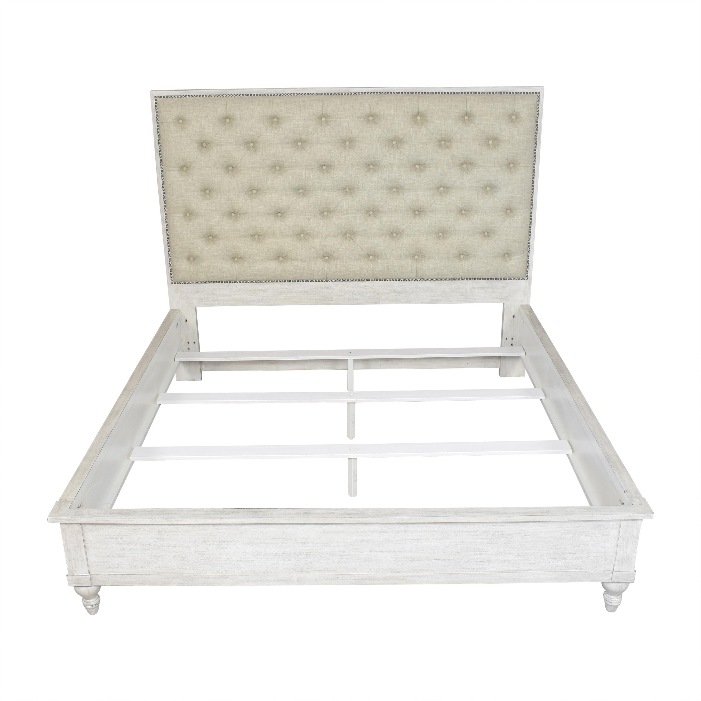 buy Lexington Furniture Lexington Sag Harbor Tufted King Bed online
