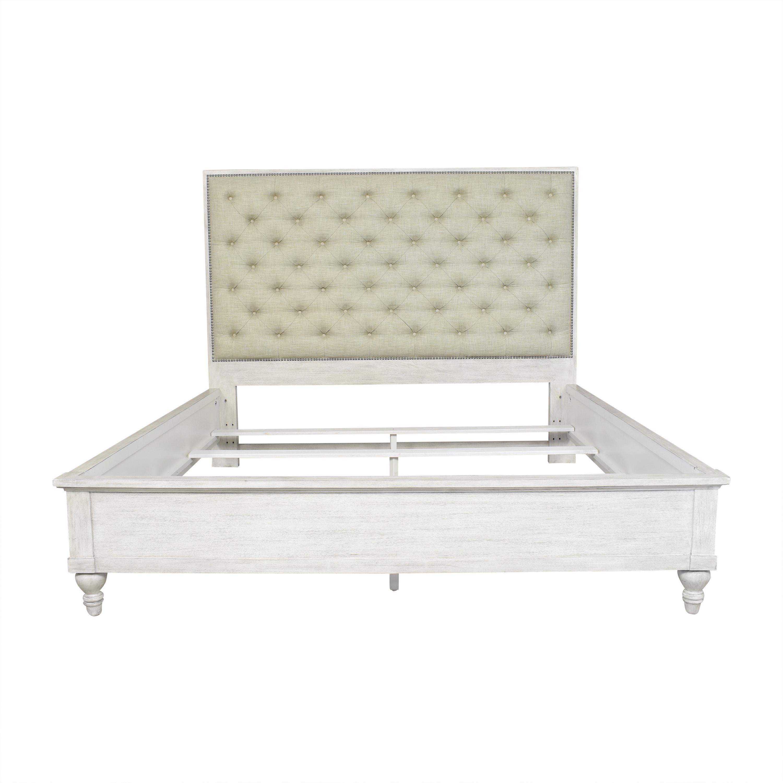 Lexington Sag Harbor Tufted King Bed / Beds