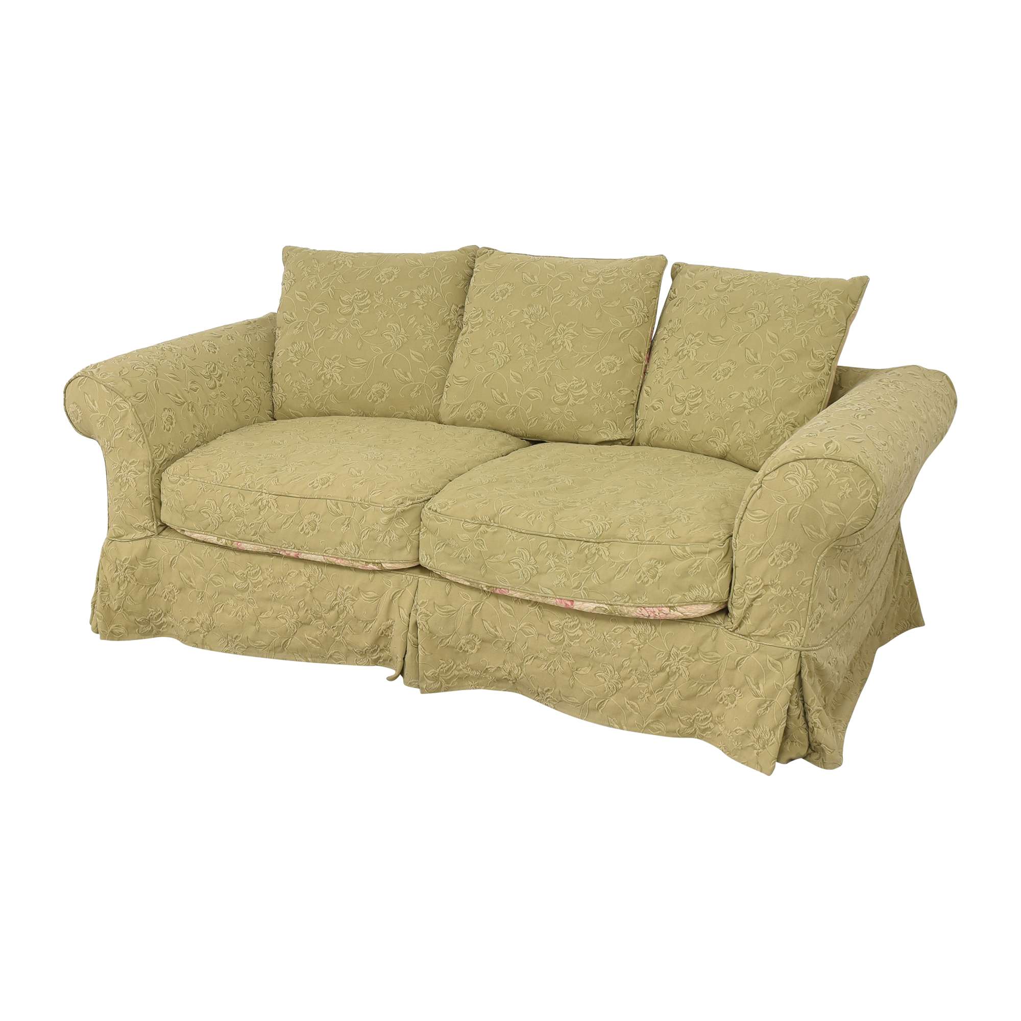 Domain Floral Slipcovered Sofa / Classic Sofas