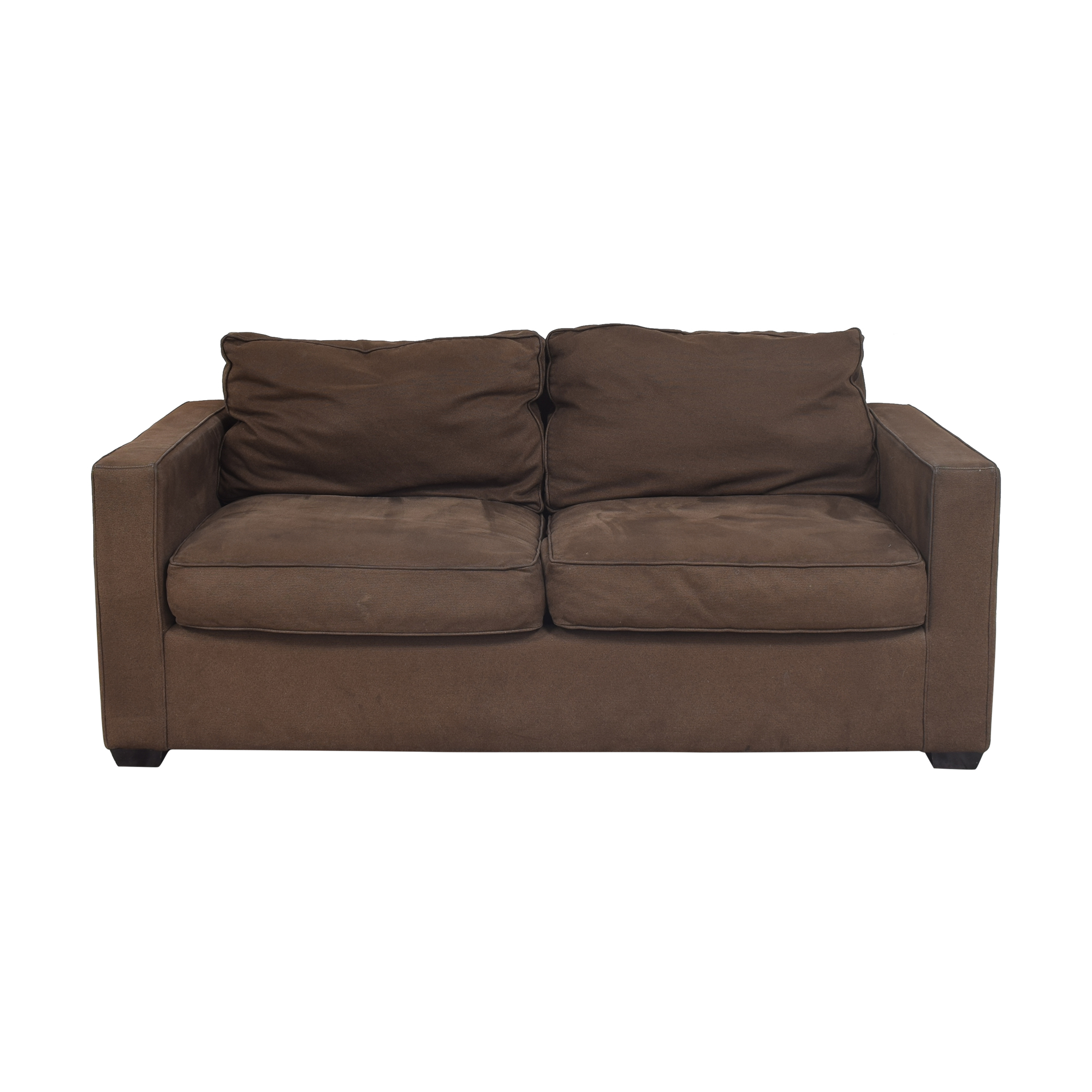 buy Room & Board York Two Cushion Sofa Room & Board Classic Sofas