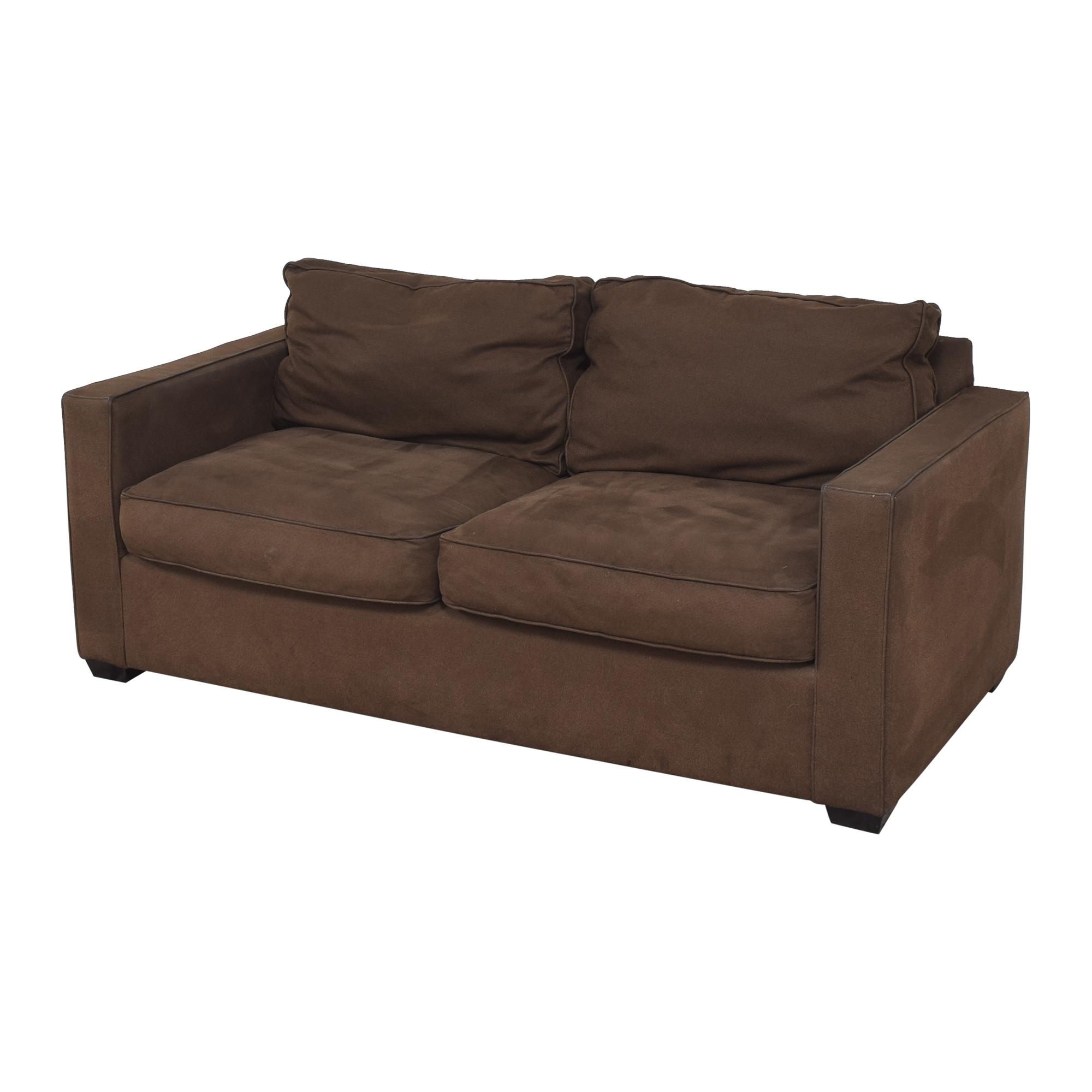 Room & Board Room & Board York Two Cushion Sofa pa