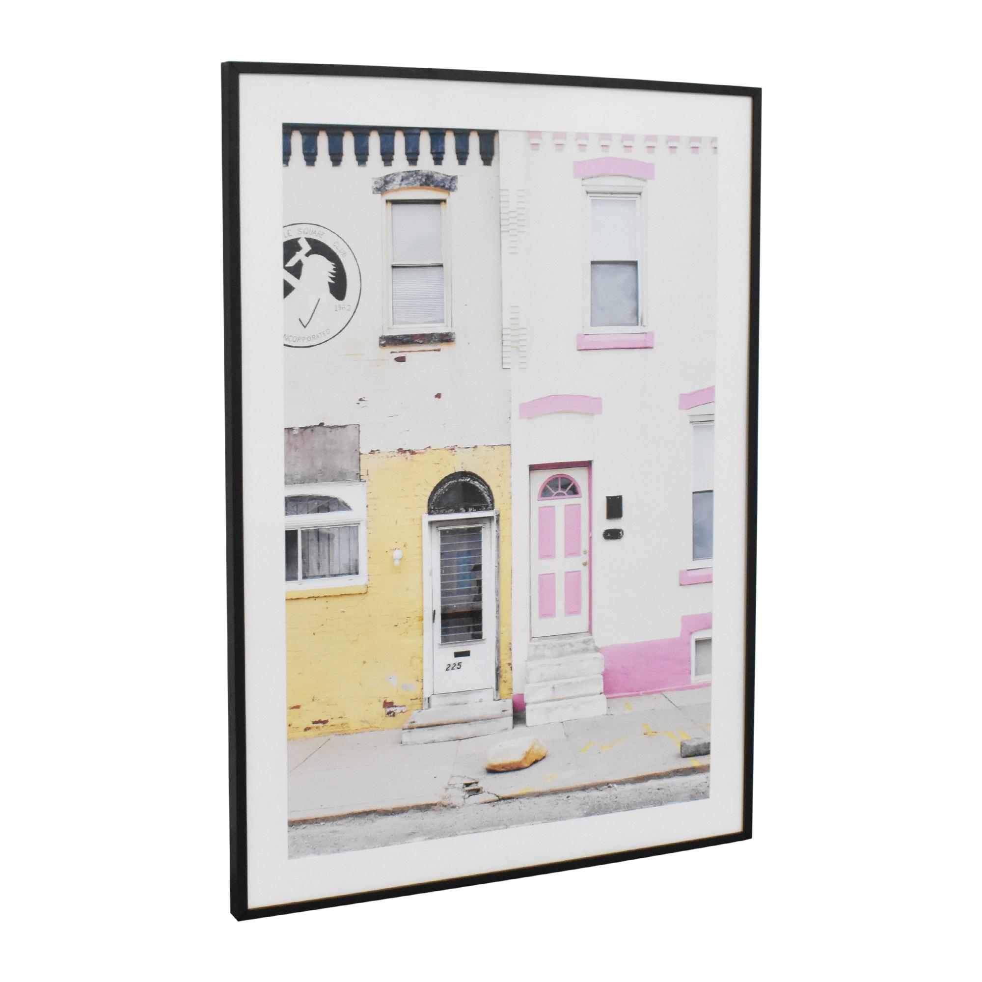 shop  City Scene Framed Wall Art online