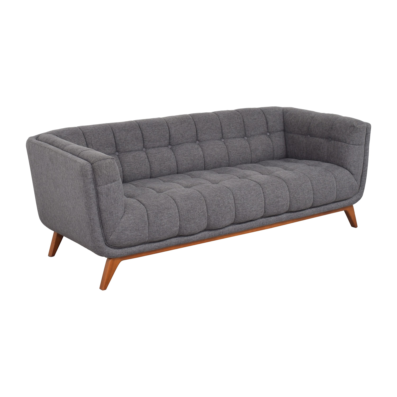 buy Wayfair Corrigan Studio Luke Mid-Century Modern Sofa Wayfair Sofas