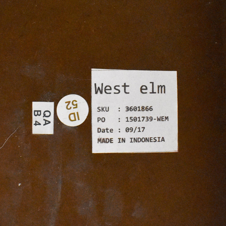 West Elm West Elm Rustic Kitchen Island