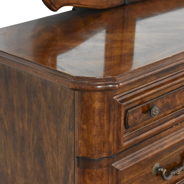 Stanley Furniture Stanley Furniture Triple Dresser with Mirror discount