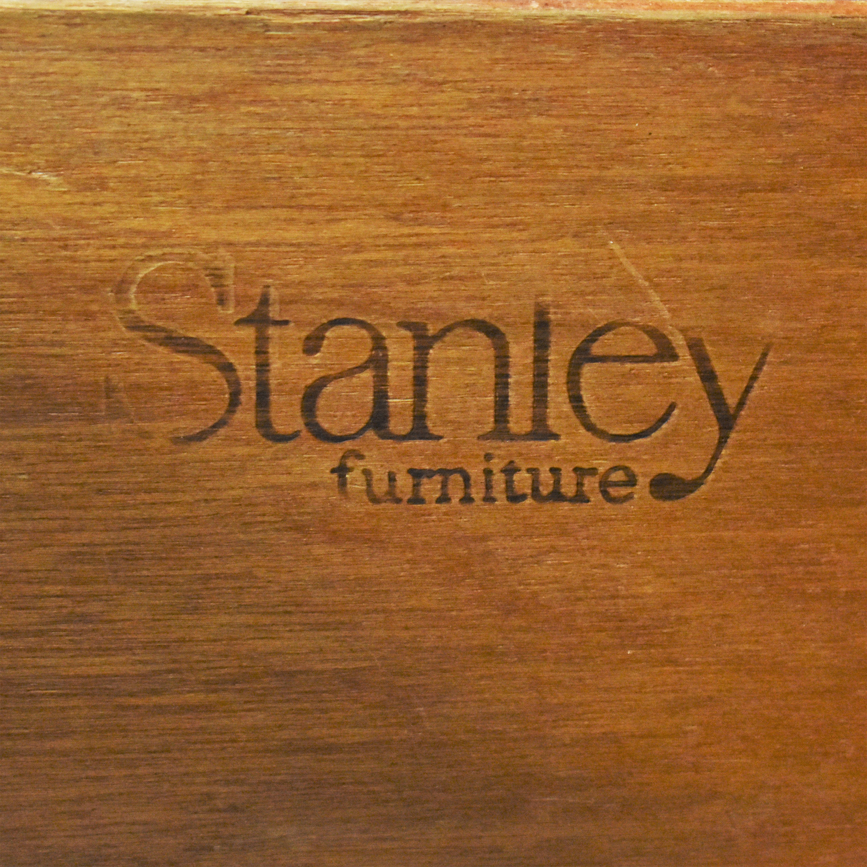 Stanley Furniture Stanley Furniture Triple Dresser with Mirror ma