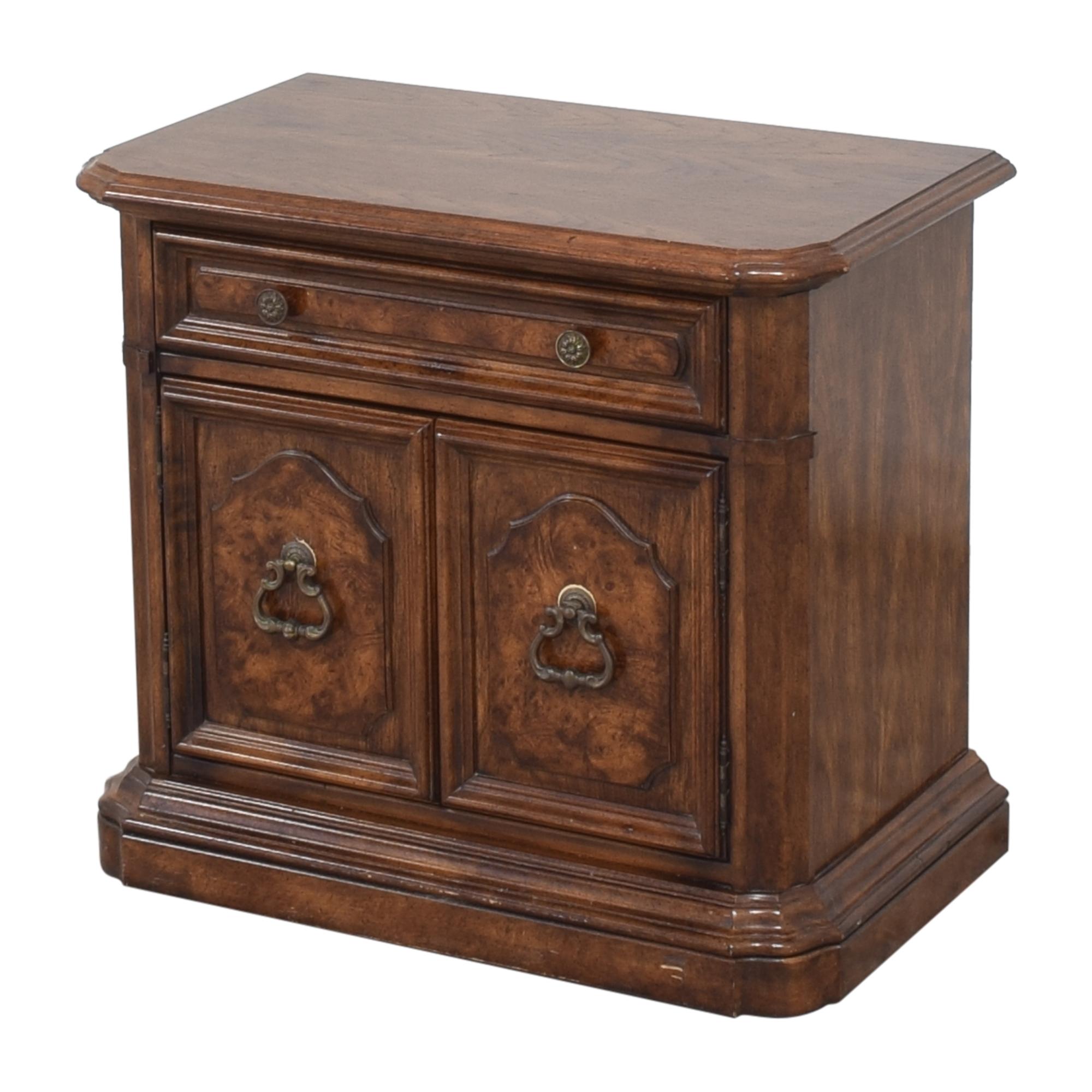 Stanley Furniture Cabinet Nightstand sale