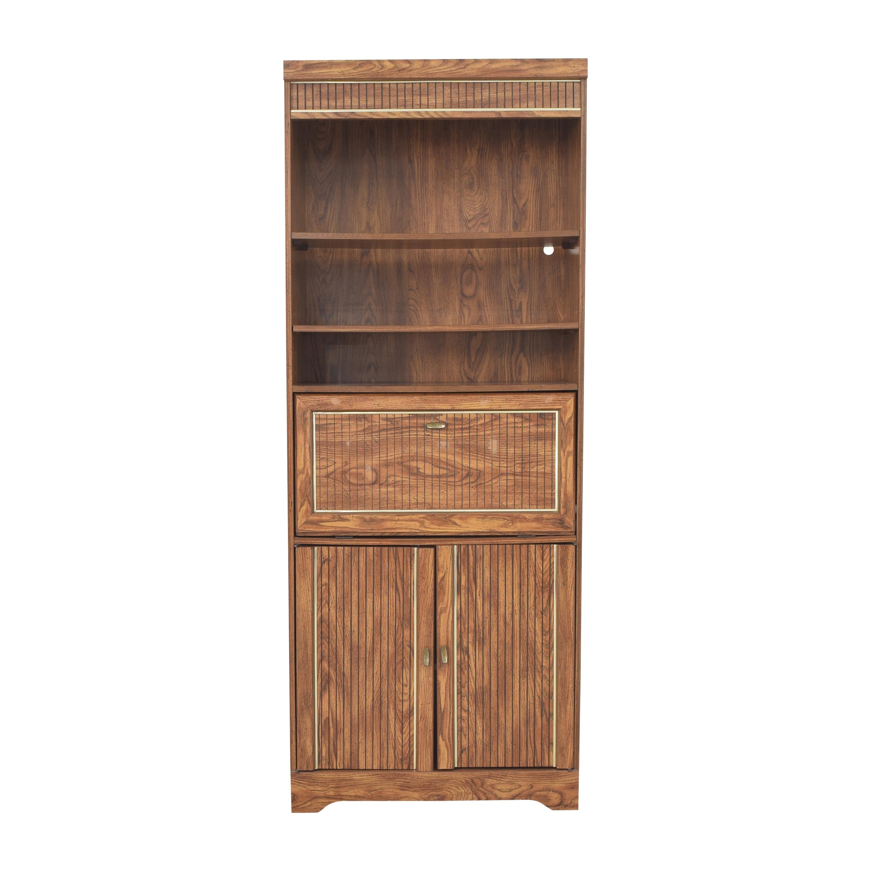 buy Mid Century Wall Unit Desk