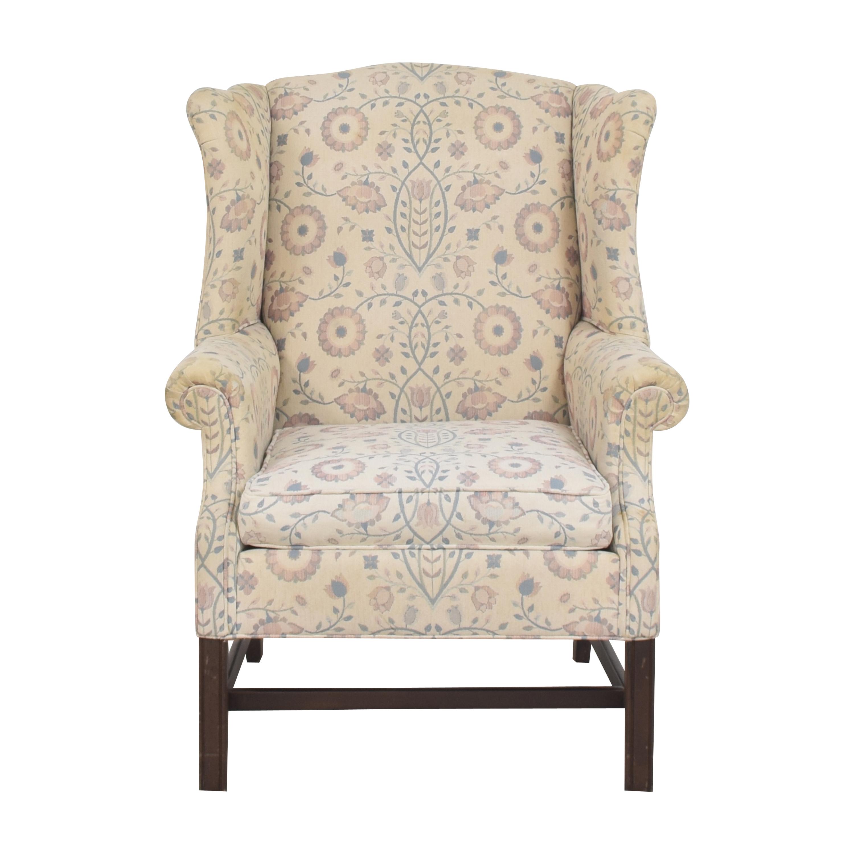 Ethan Allen Ethan Allen Skylar Wing Chair nyc