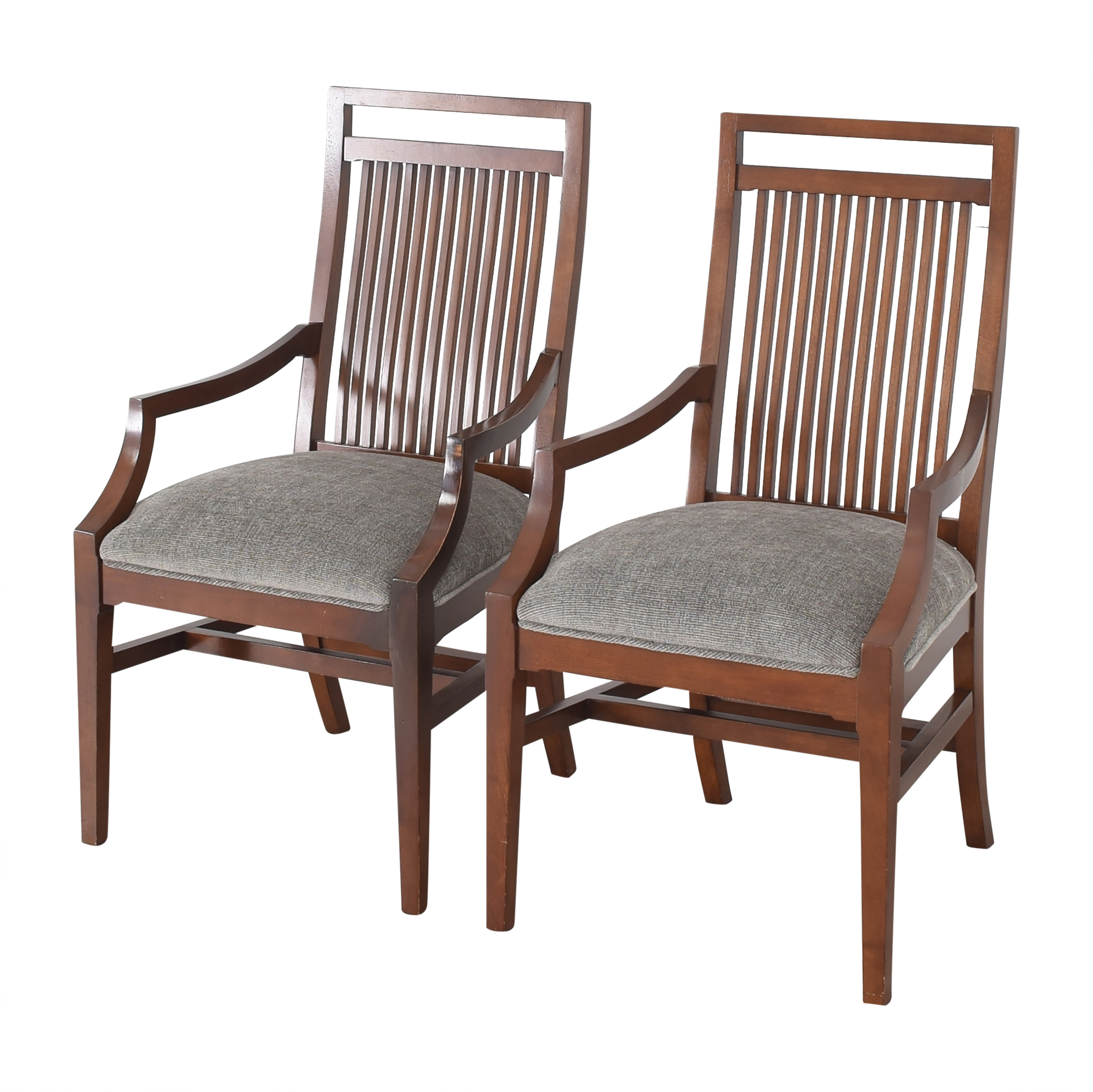 Raymour & Flanigan Dining Armchairs by Bernhardt / Chairs