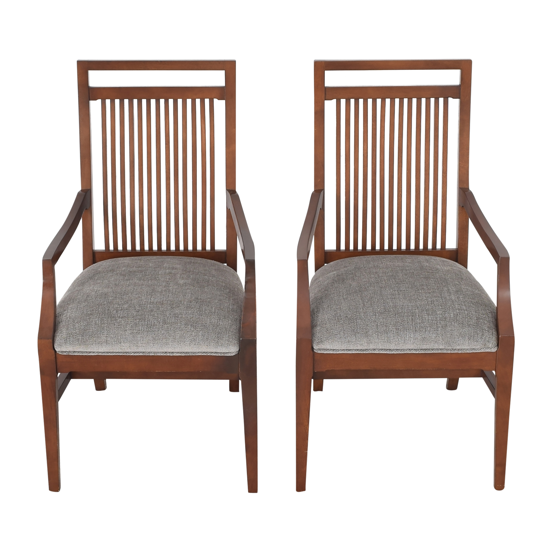 buy Raymour & Flanigan Dining Armchairs by Bernhardt Raymour & Flanigan