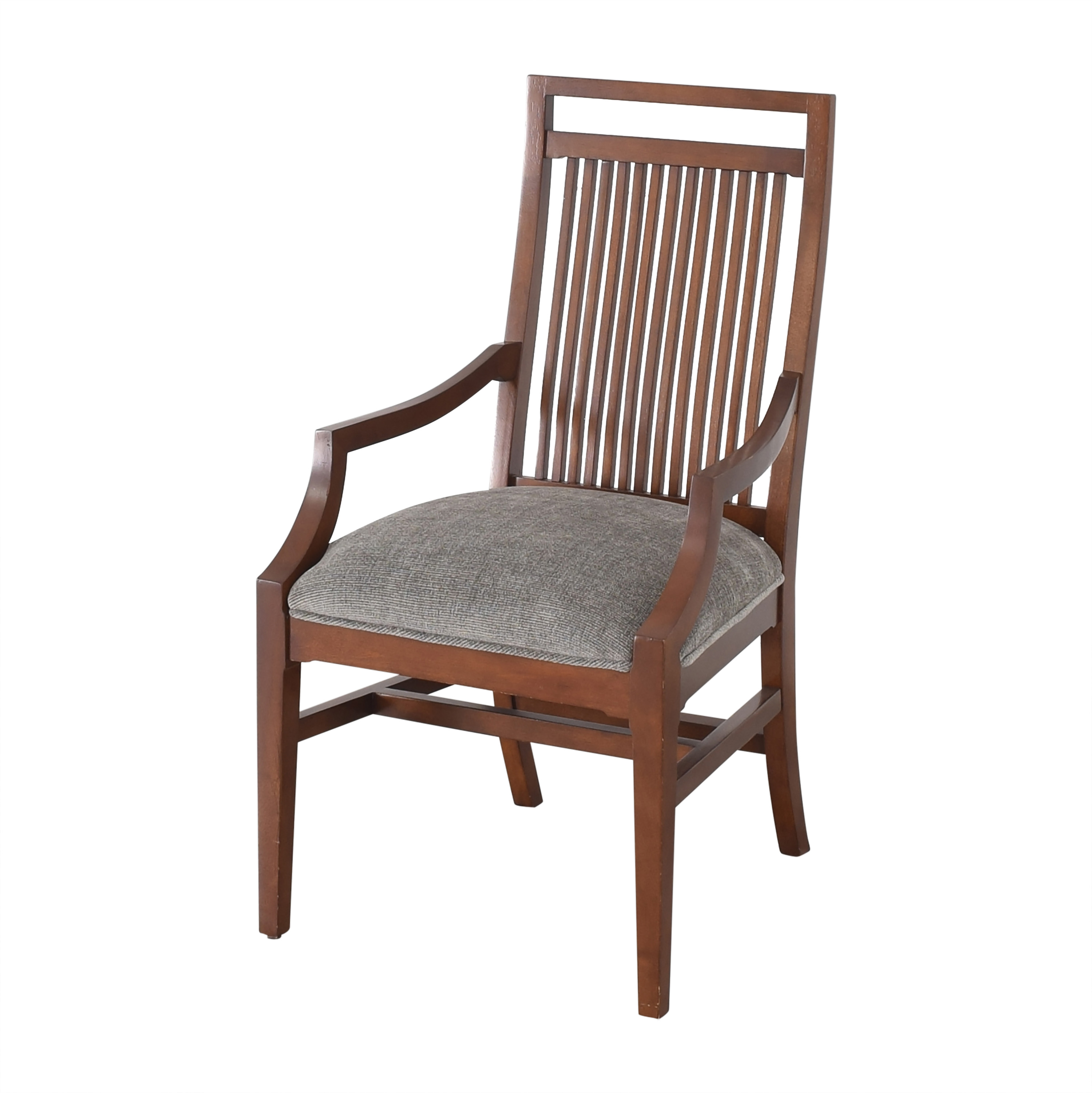 Raymour & Flanigan Dining Armchairs by Bernhardt sale