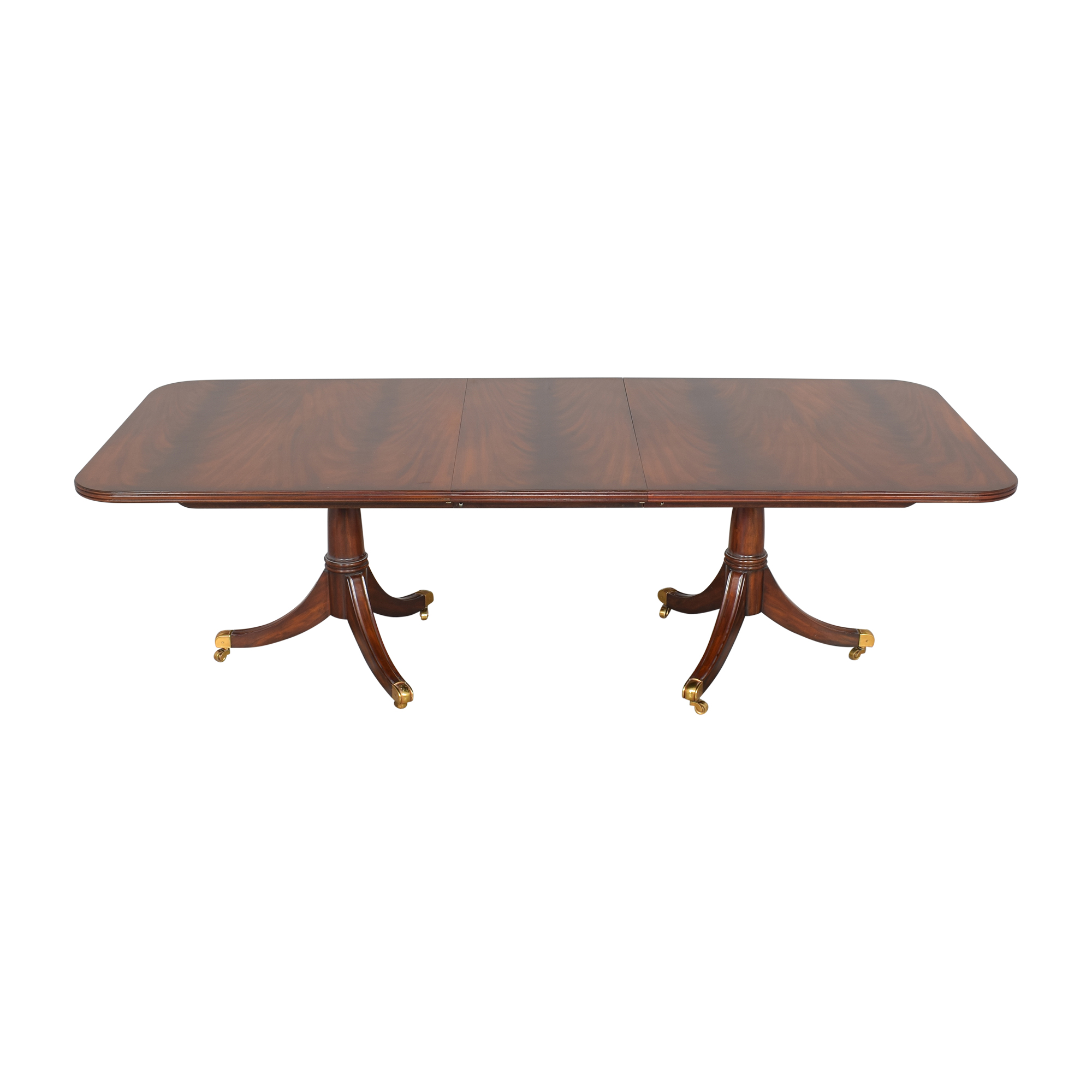 Maitland-Smith Maitland-Smith Double Pedestal Extendable Dining Table coupon