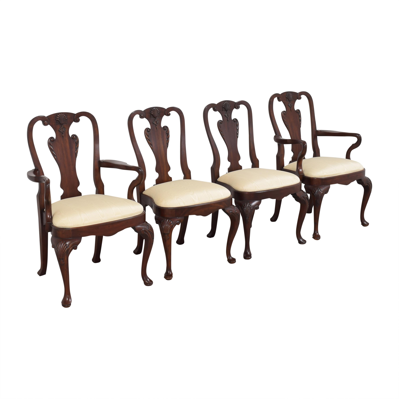 Maitland-Smith Maitland-Smith Regency Dining Chairs nj