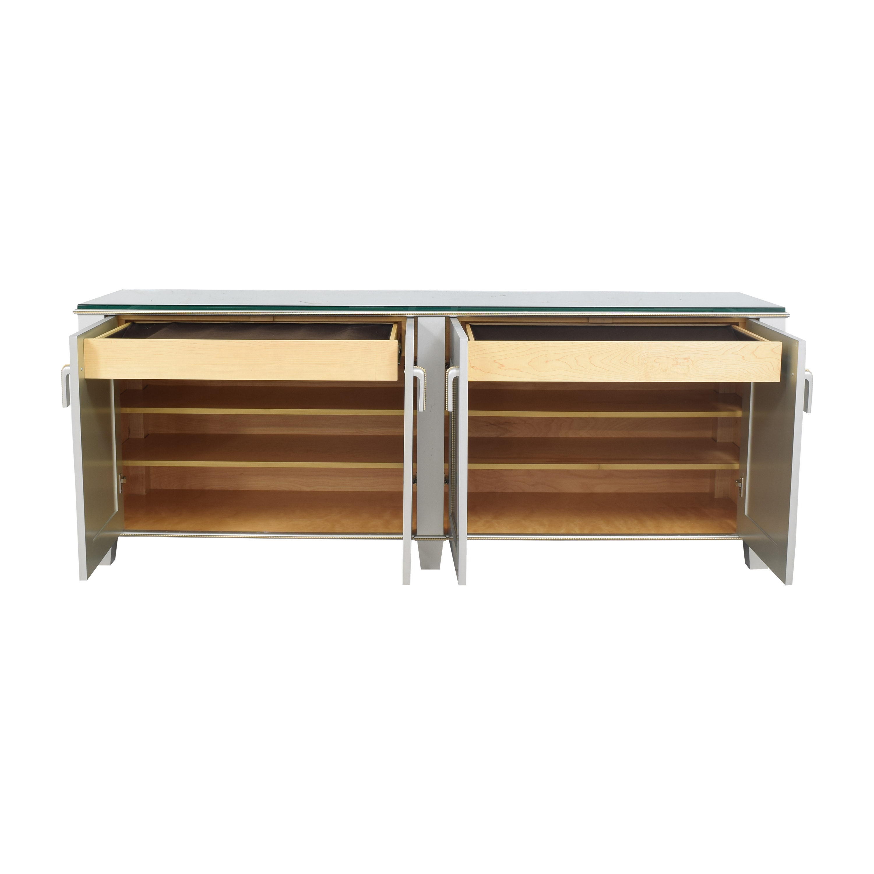 Holly Hunt Holly Hunt Four Door Credenza dimensions