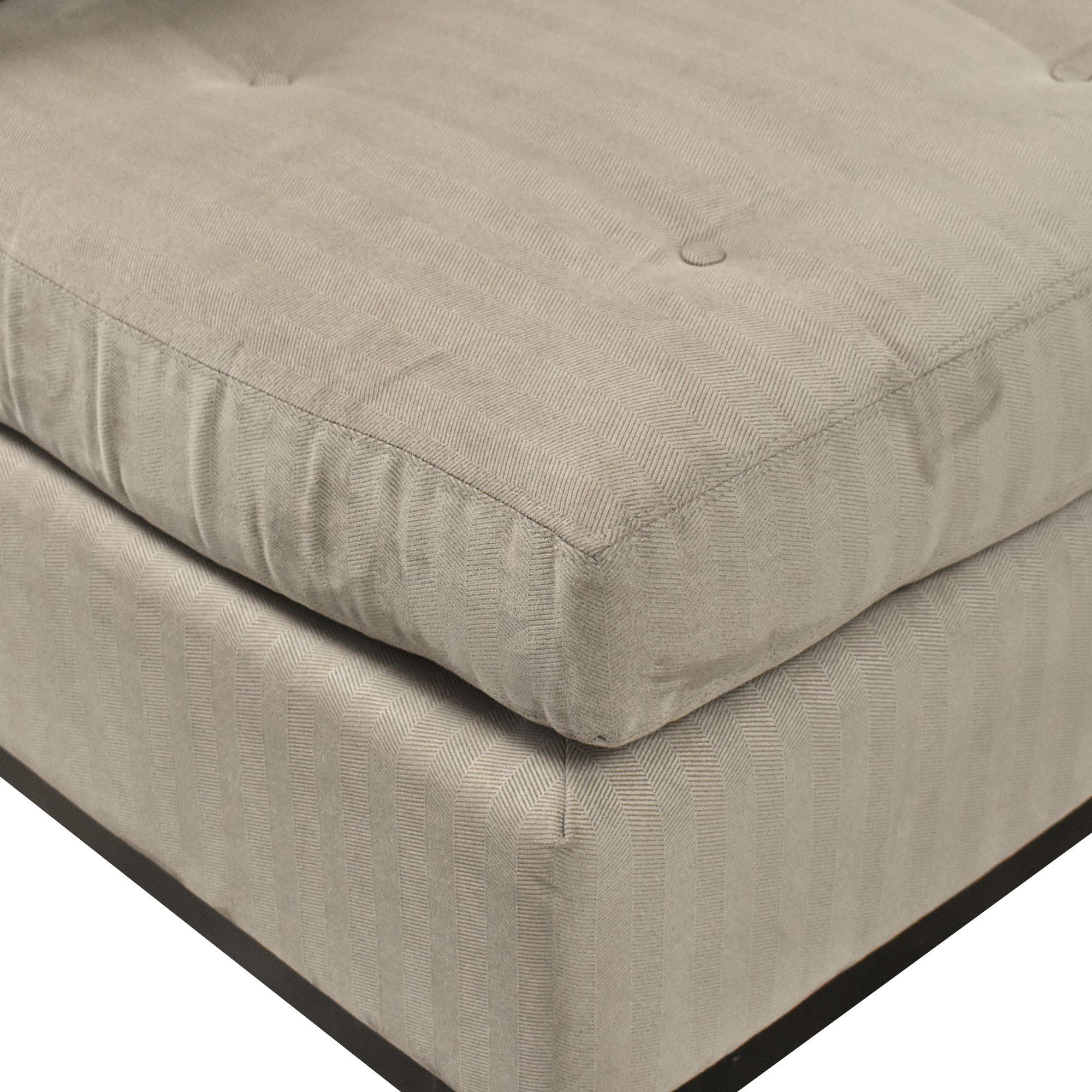 Arhaus Camden Collection Chaise Sectional Sofa sale